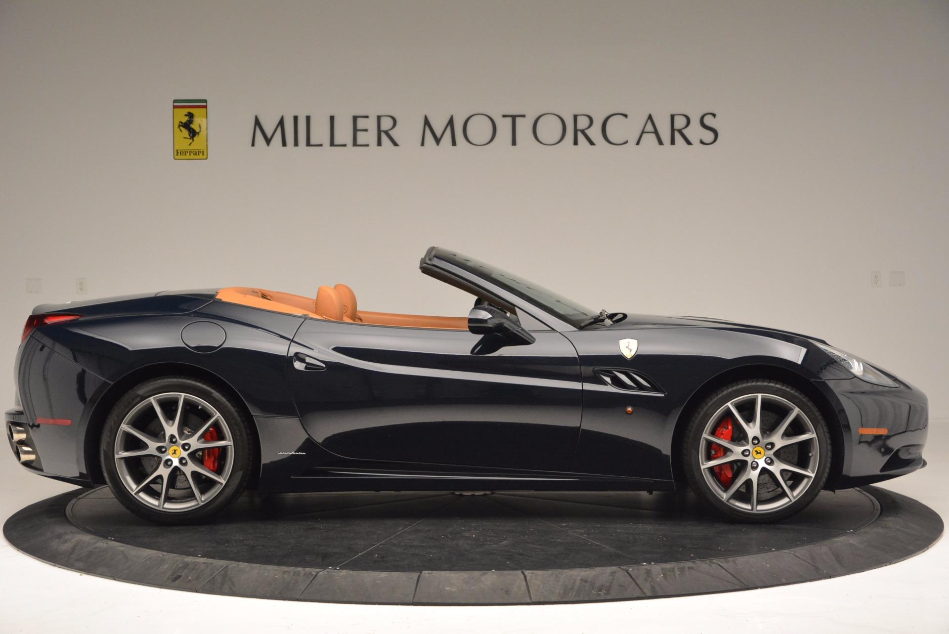 Used 2010 Ferrari California  For Sale In Greenwich, CT 659_p9