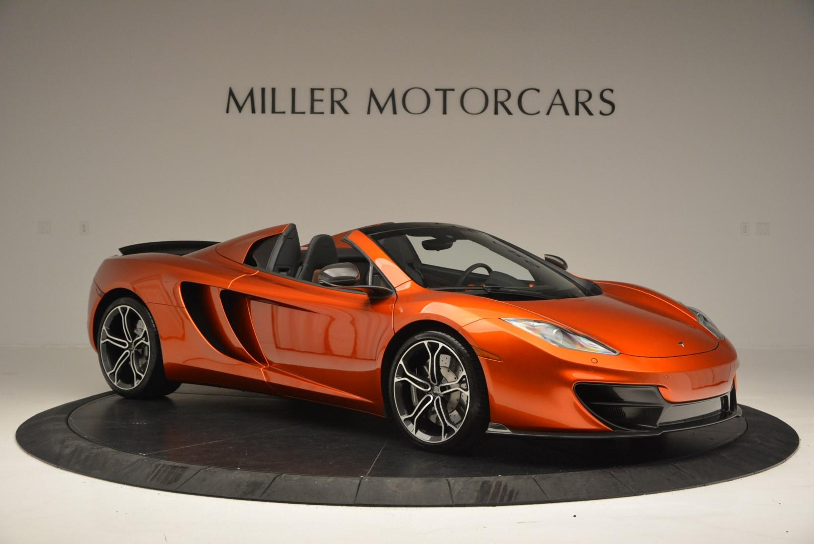 Used 2013 McLaren MP4-12C Base For Sale In Greenwich, CT 66_p10