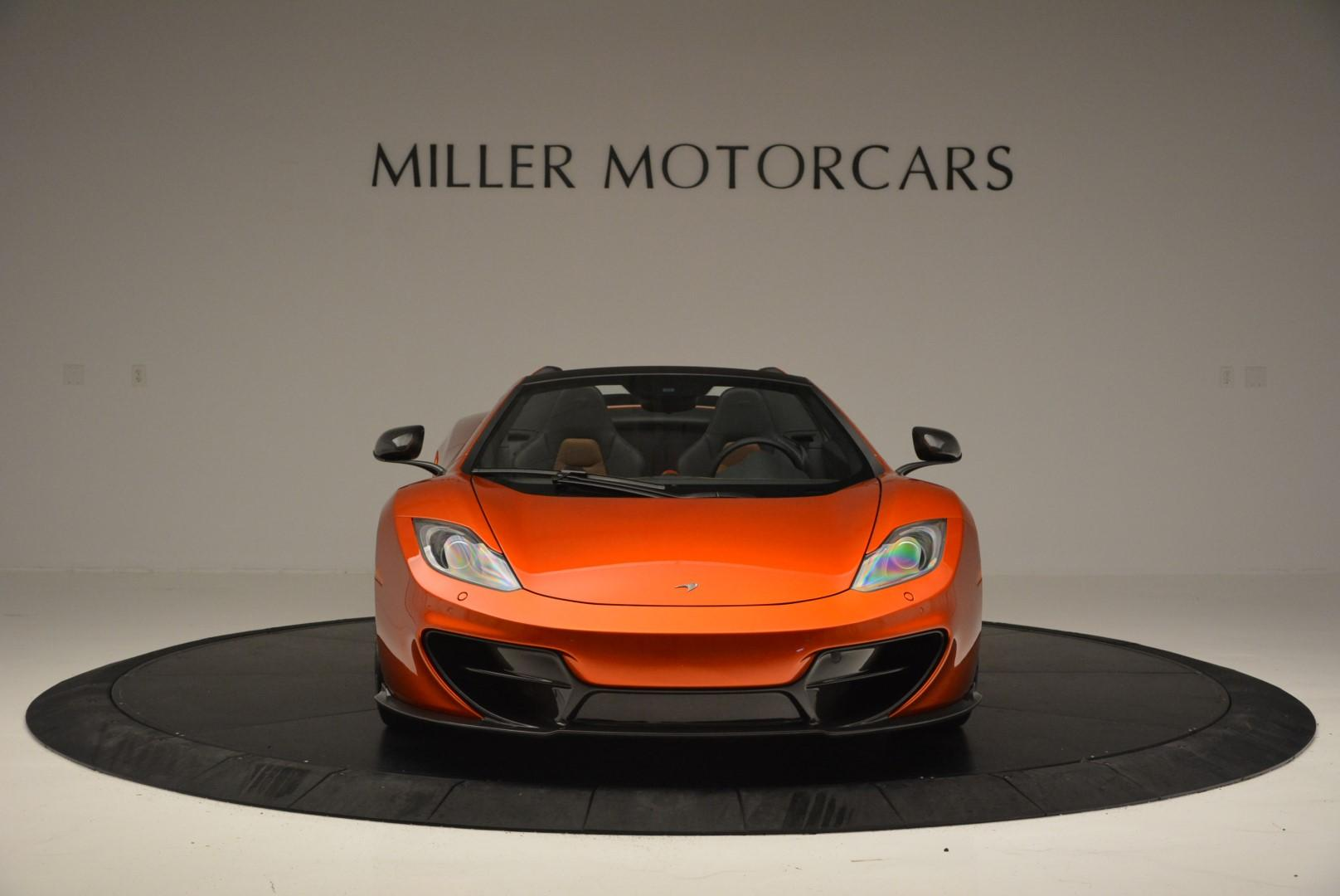 Used 2013 McLaren MP4-12C Base For Sale In Greenwich, CT 66_p12