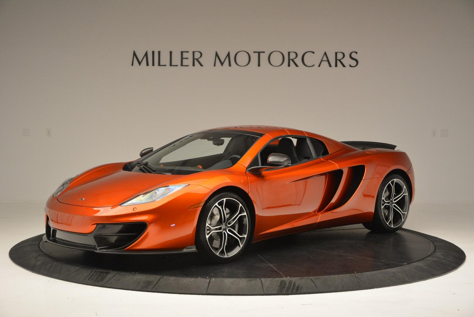 Used 2013 McLaren MP4-12C Base For Sale In Greenwich, CT 66_p13
