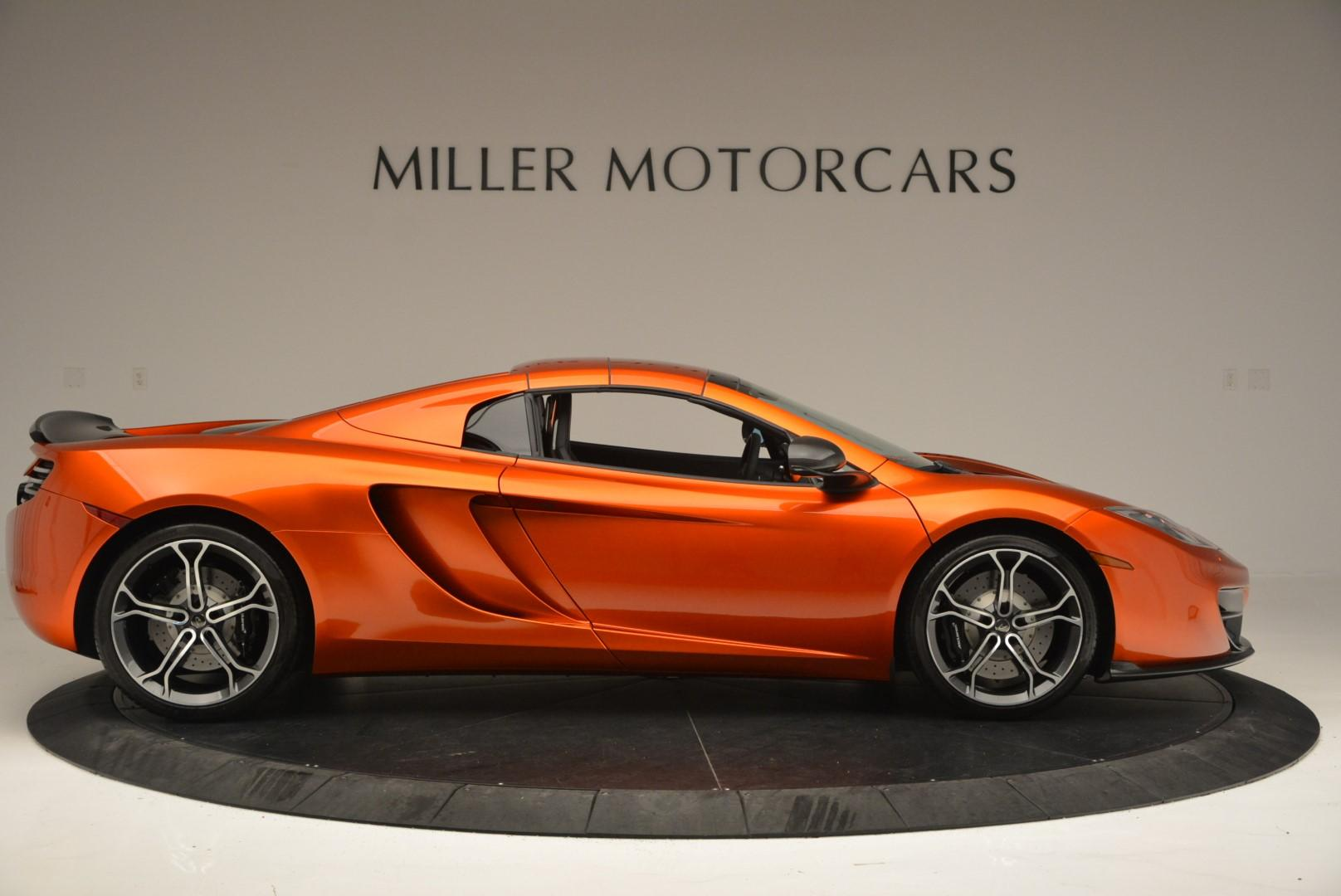Used 2013 McLaren MP4-12C Base For Sale In Greenwich, CT 66_p18