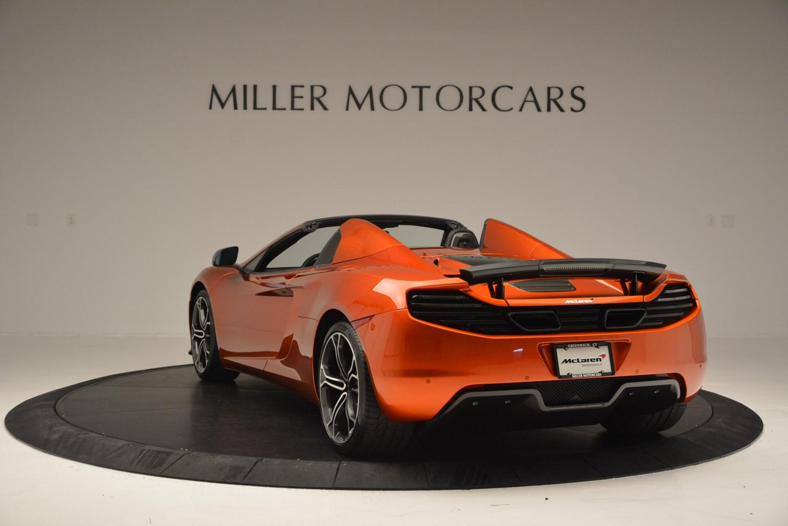 Used 2013 McLaren MP4-12C Base For Sale In Greenwich, CT 66_p5