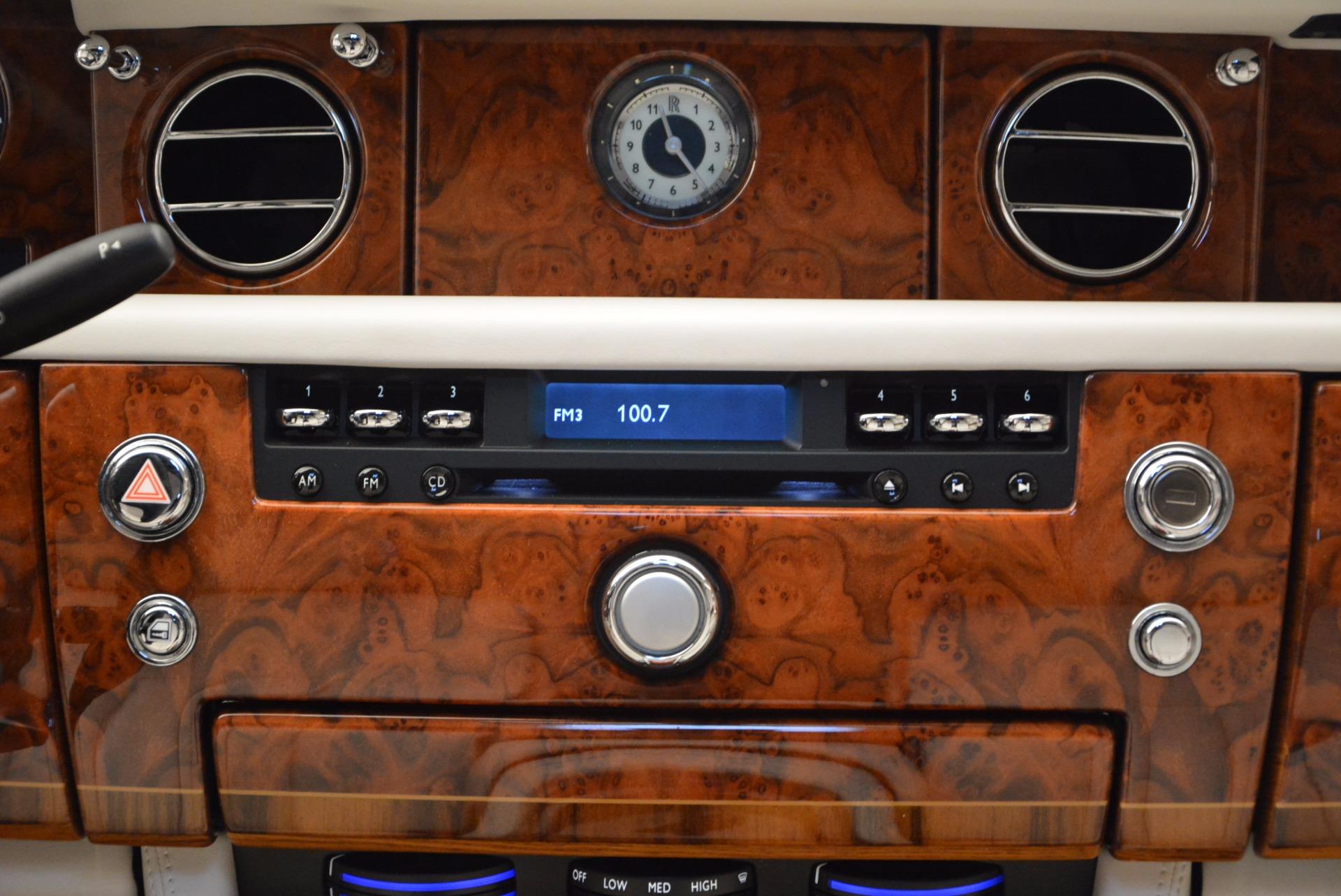 Used 2011 Rolls-Royce Phantom  For Sale In Greenwich, CT 661_p14