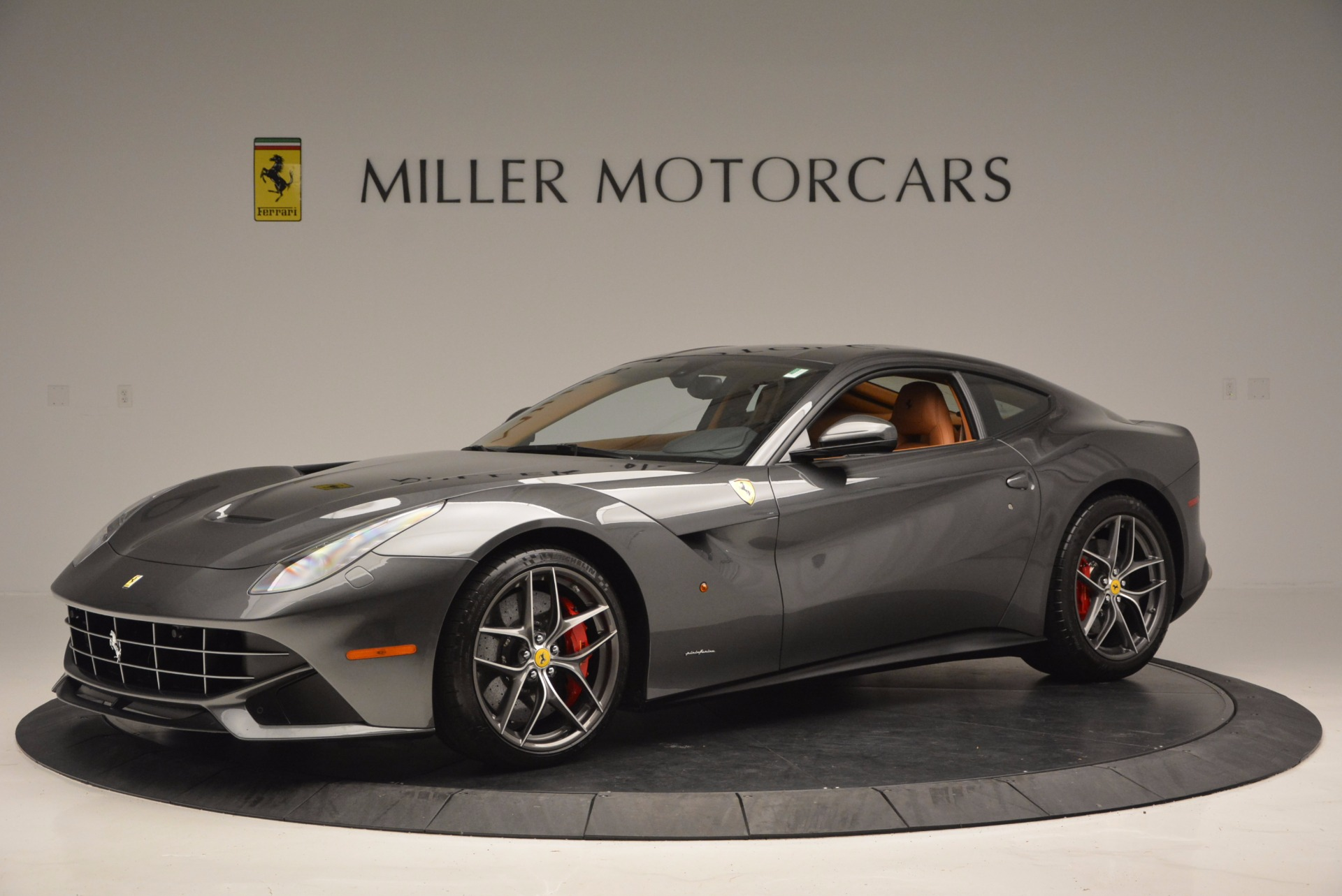 Used 2014 Ferrari F12 Berlinetta  For Sale In Greenwich, CT 664_p2