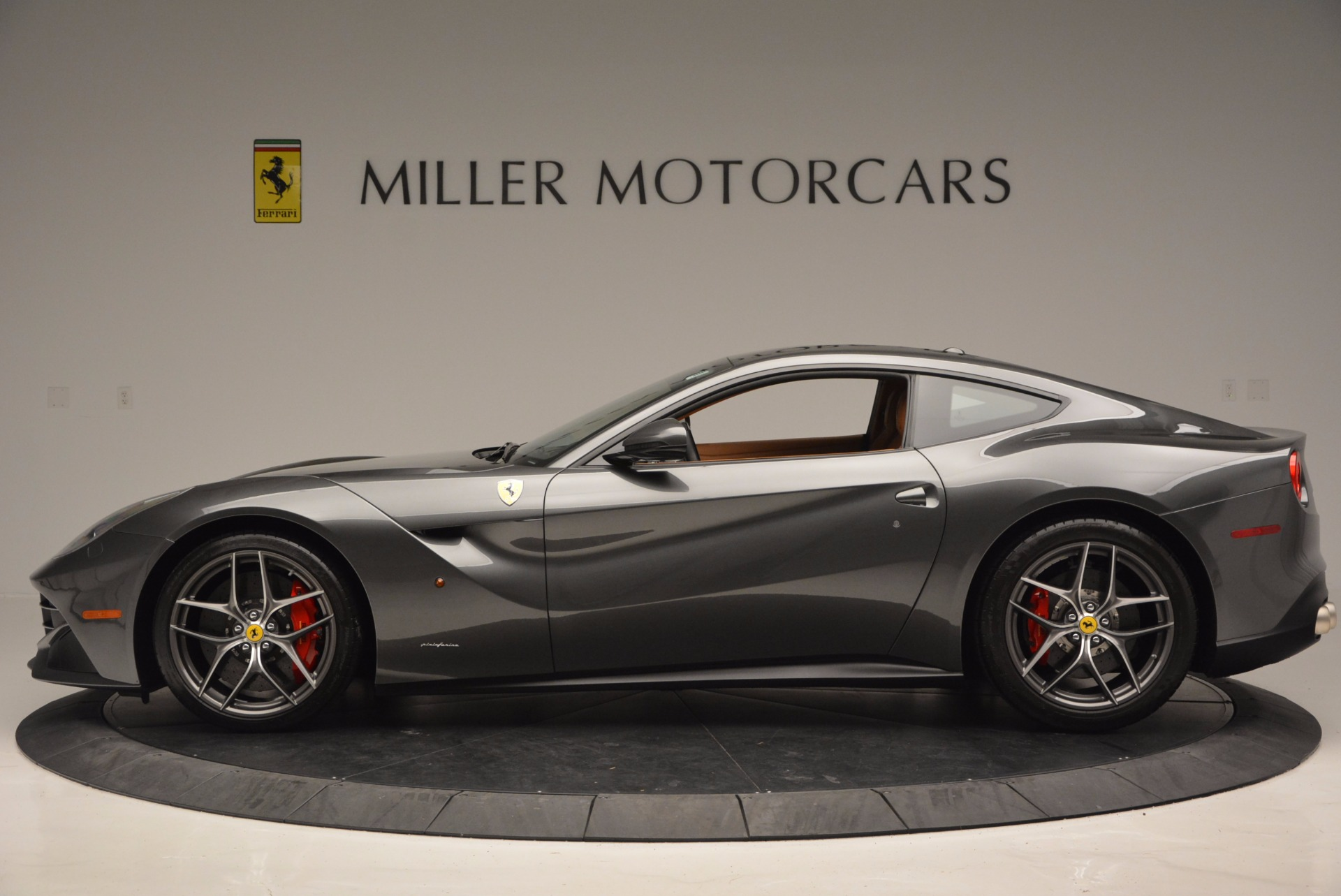 Used 2014 Ferrari F12 Berlinetta  For Sale In Greenwich, CT 664_p3