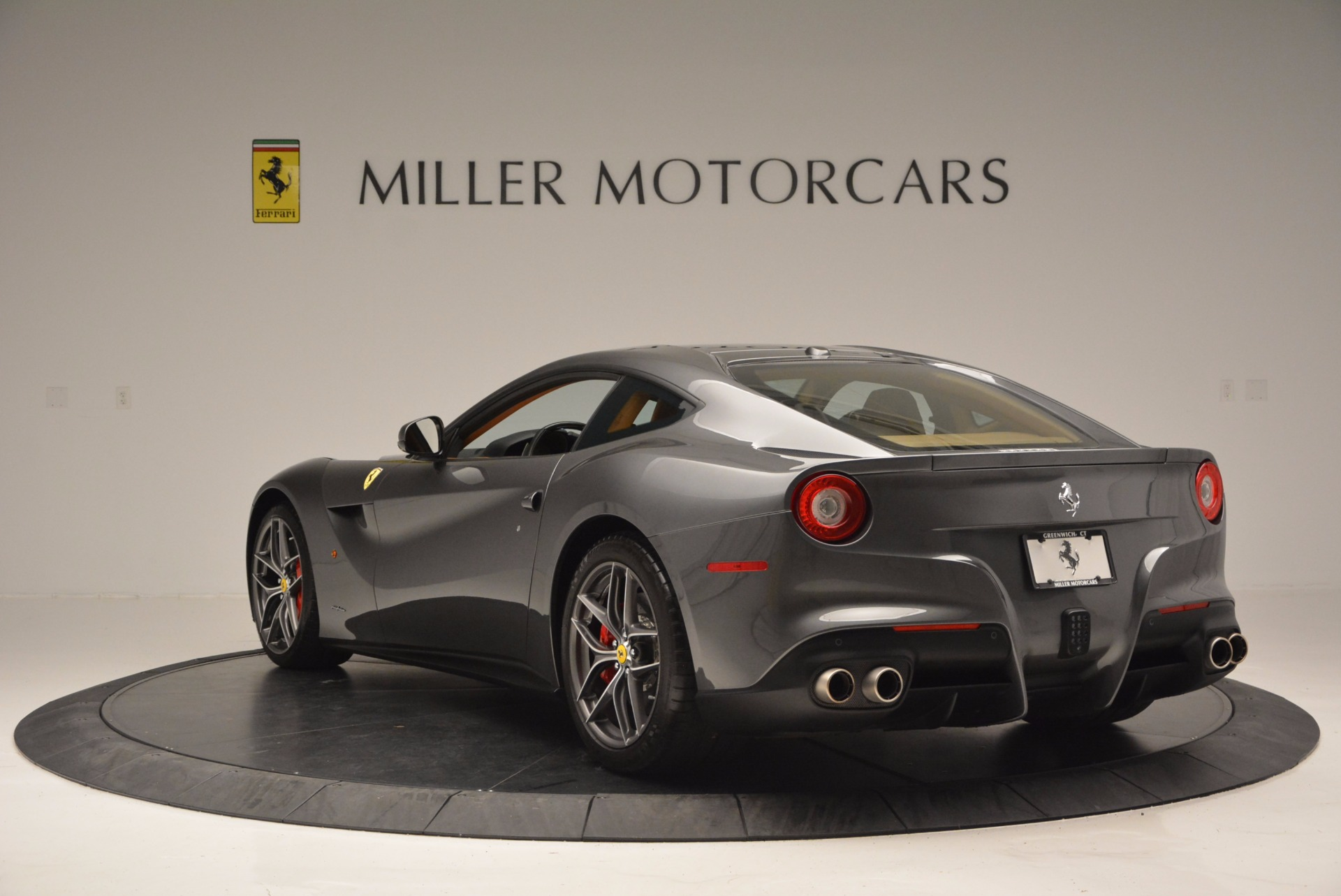 Used 2014 Ferrari F12 Berlinetta  For Sale In Greenwich, CT 664_p5