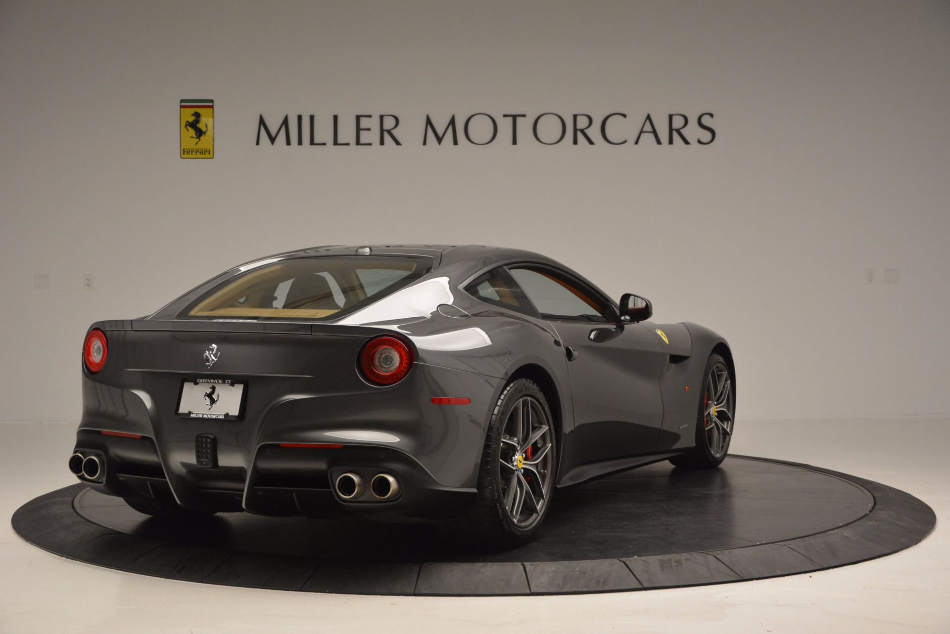 Used 2014 Ferrari F12 Berlinetta  For Sale In Greenwich, CT 664_p7