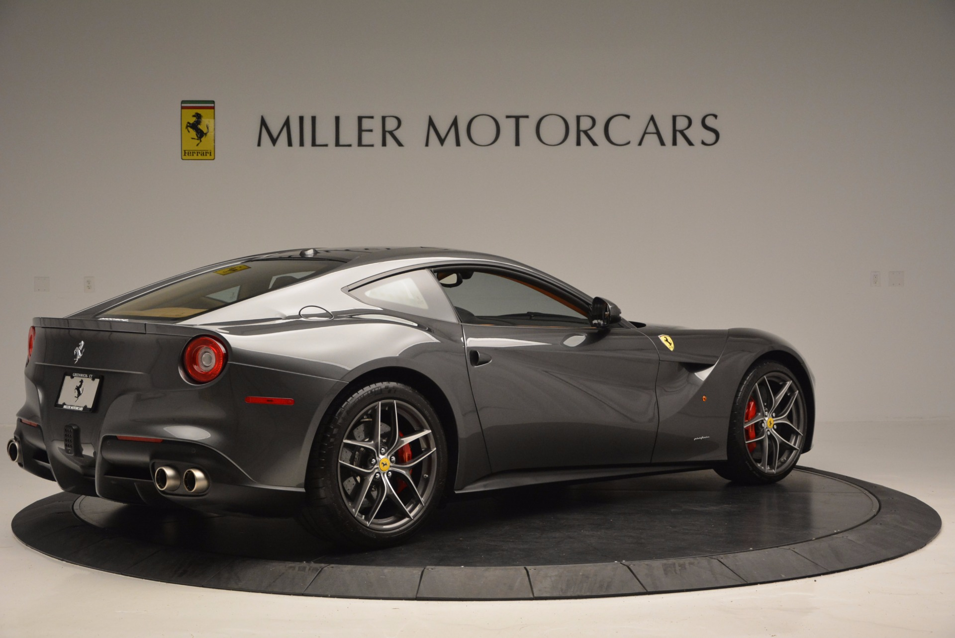 Used 2014 Ferrari F12 Berlinetta  For Sale In Greenwich, CT 664_p8