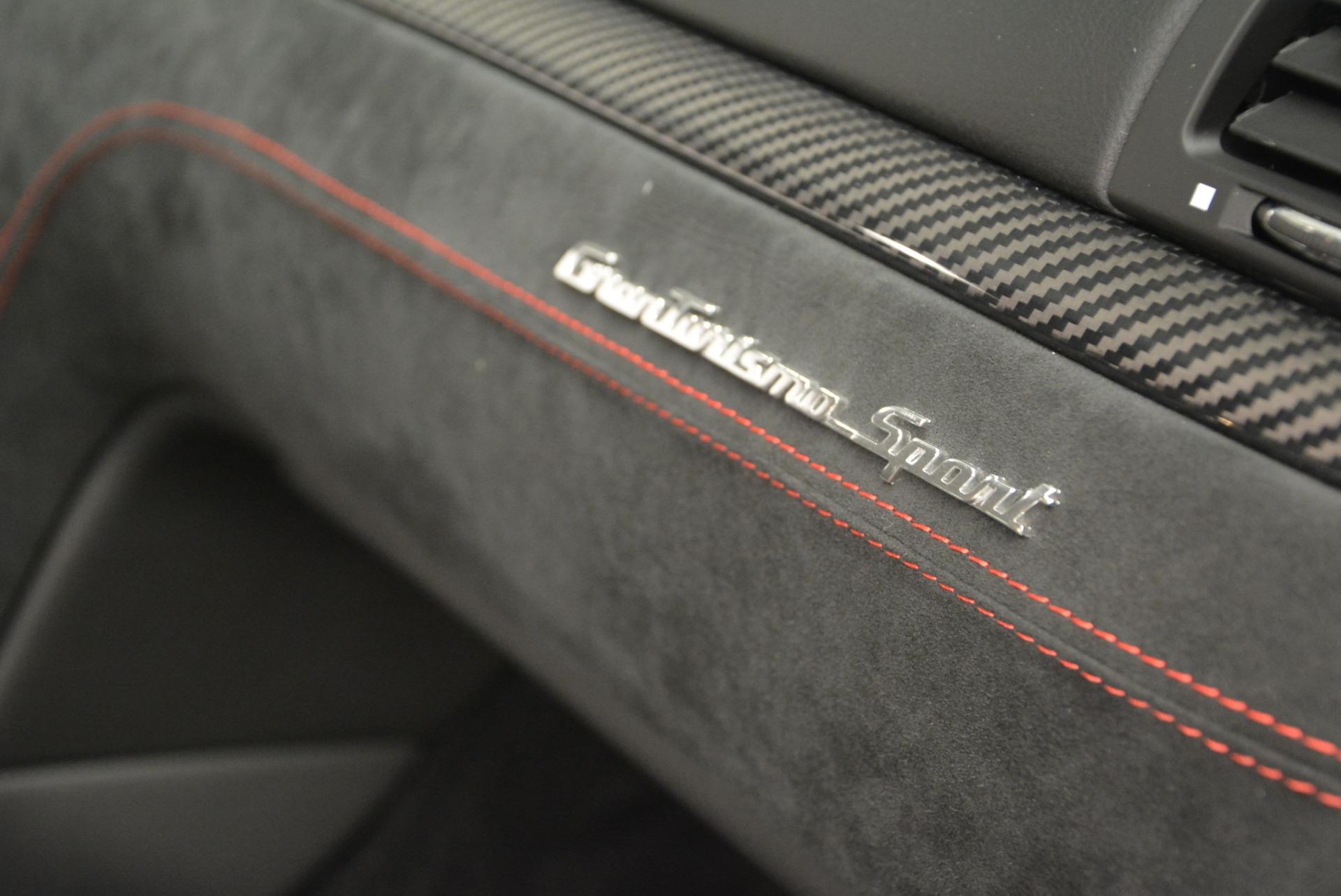 Used 2017 Maserati GranTurismo GT Sport Special Edition For Sale In Greenwich, CT 665_p31