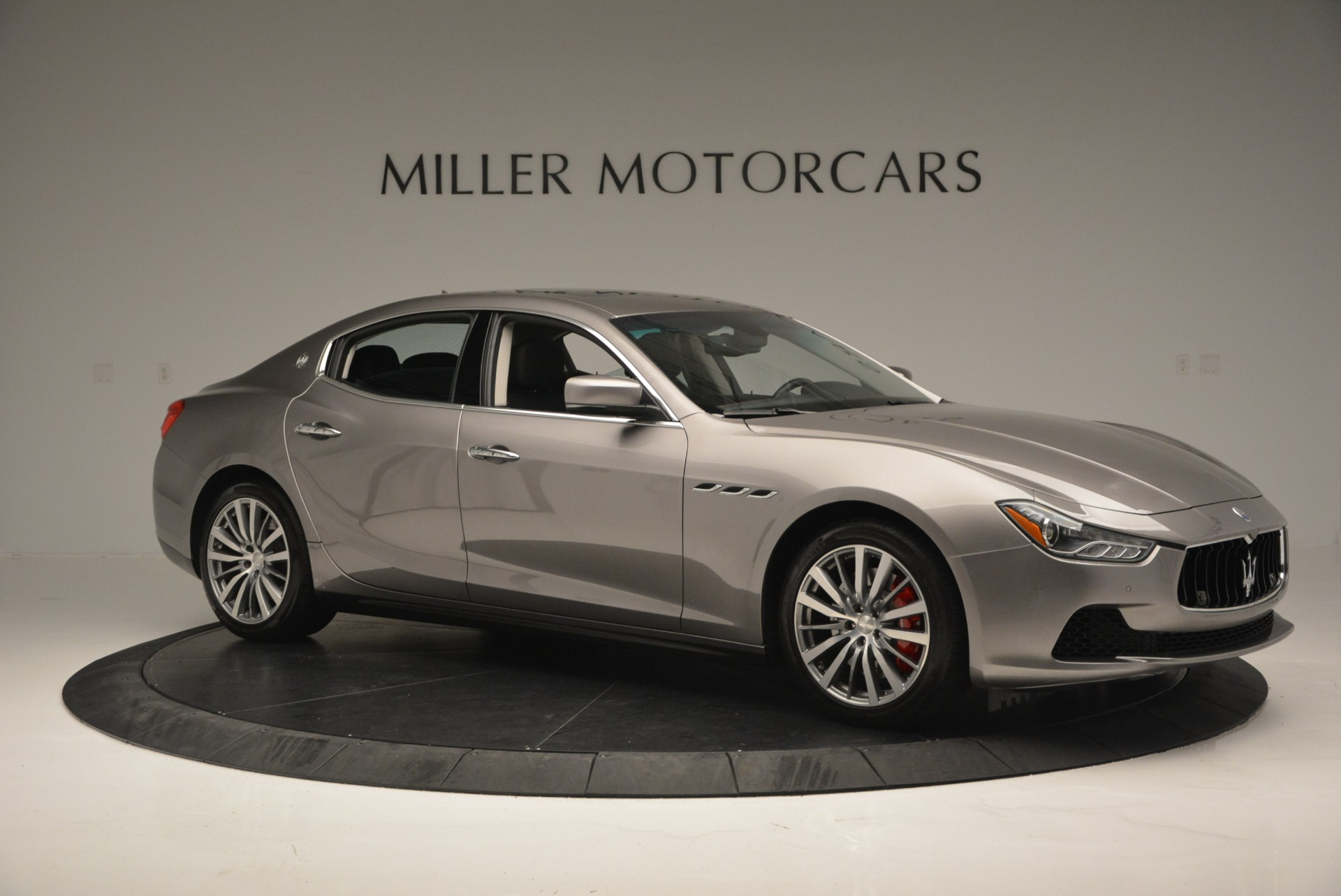 Used 2016 Maserati Ghibli S Q4  EX- LOANER For Sale In Greenwich, CT 668_p10