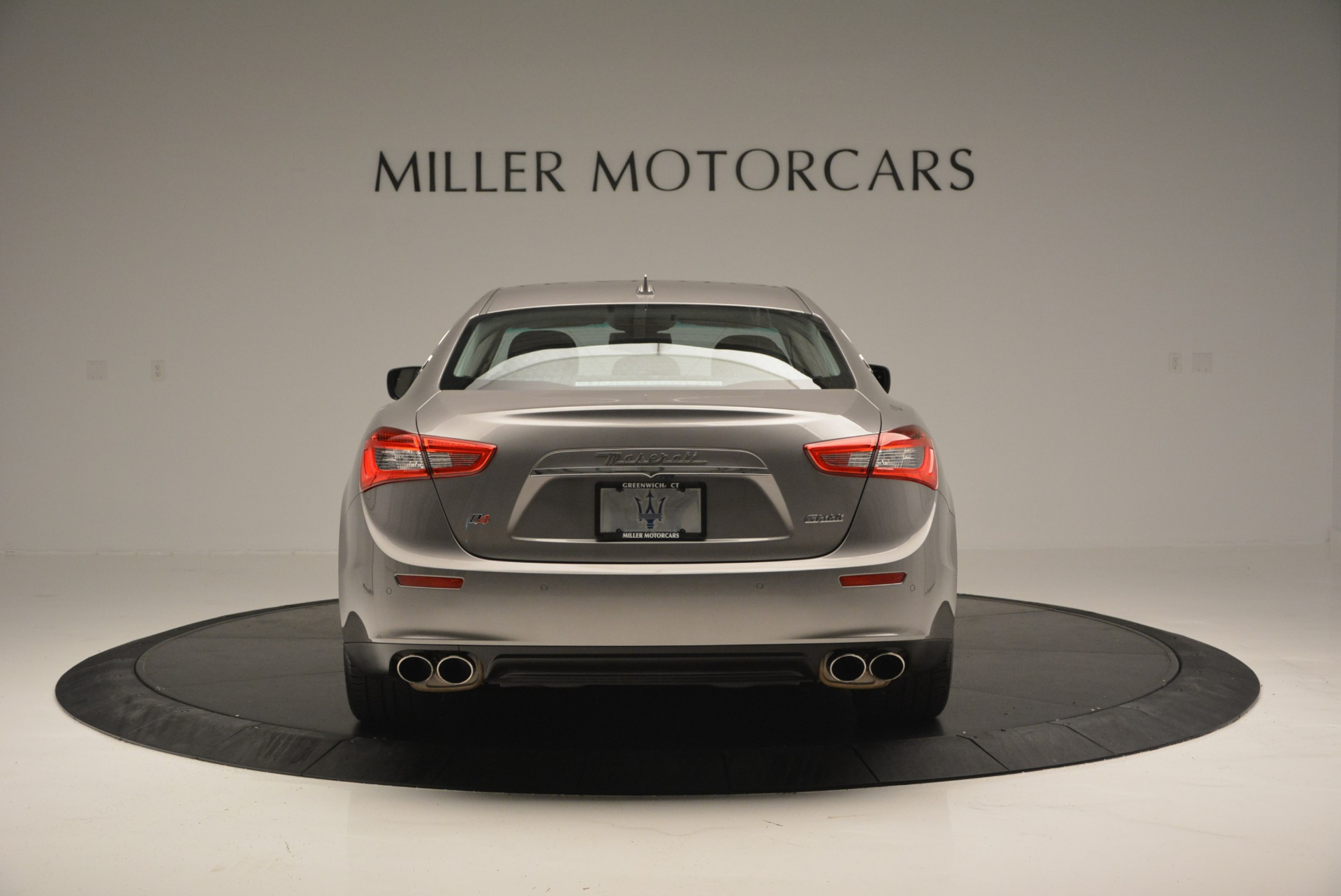 Used 2016 Maserati Ghibli S Q4  EX- LOANER For Sale In Greenwich, CT 668_p6