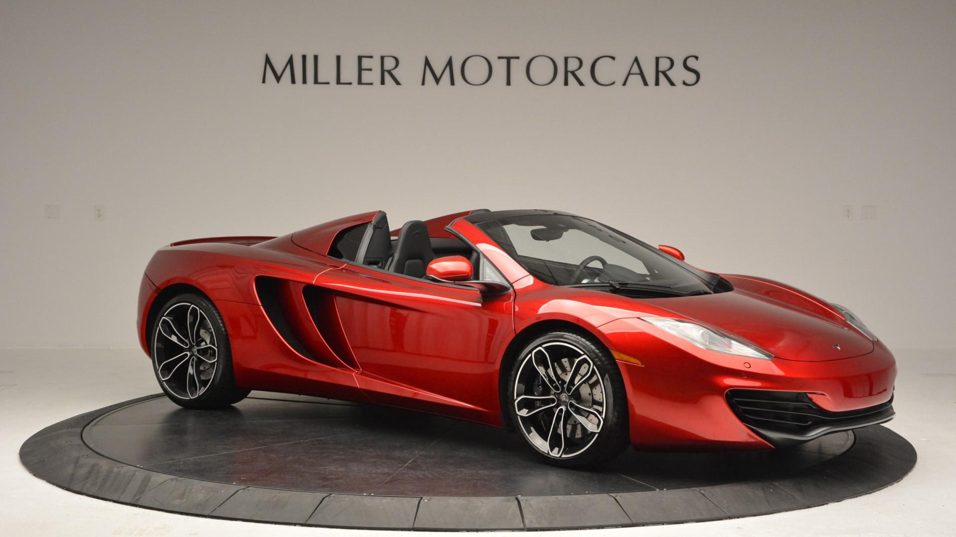 Used 2013 McLaren 12C Spider  For Sale In Greenwich, CT 67_p10