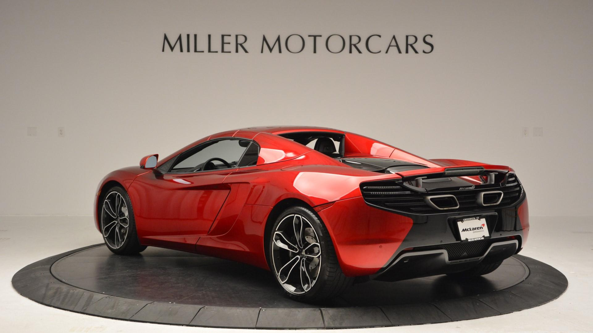 Used 2013 McLaren 12C Spider  For Sale In Greenwich, CT 67_p17