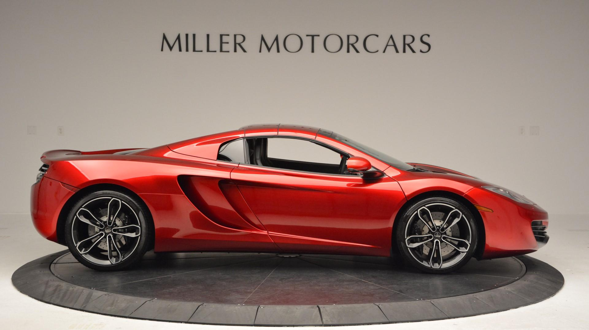 Used 2013 McLaren 12C Spider  For Sale In Greenwich, CT 67_p20