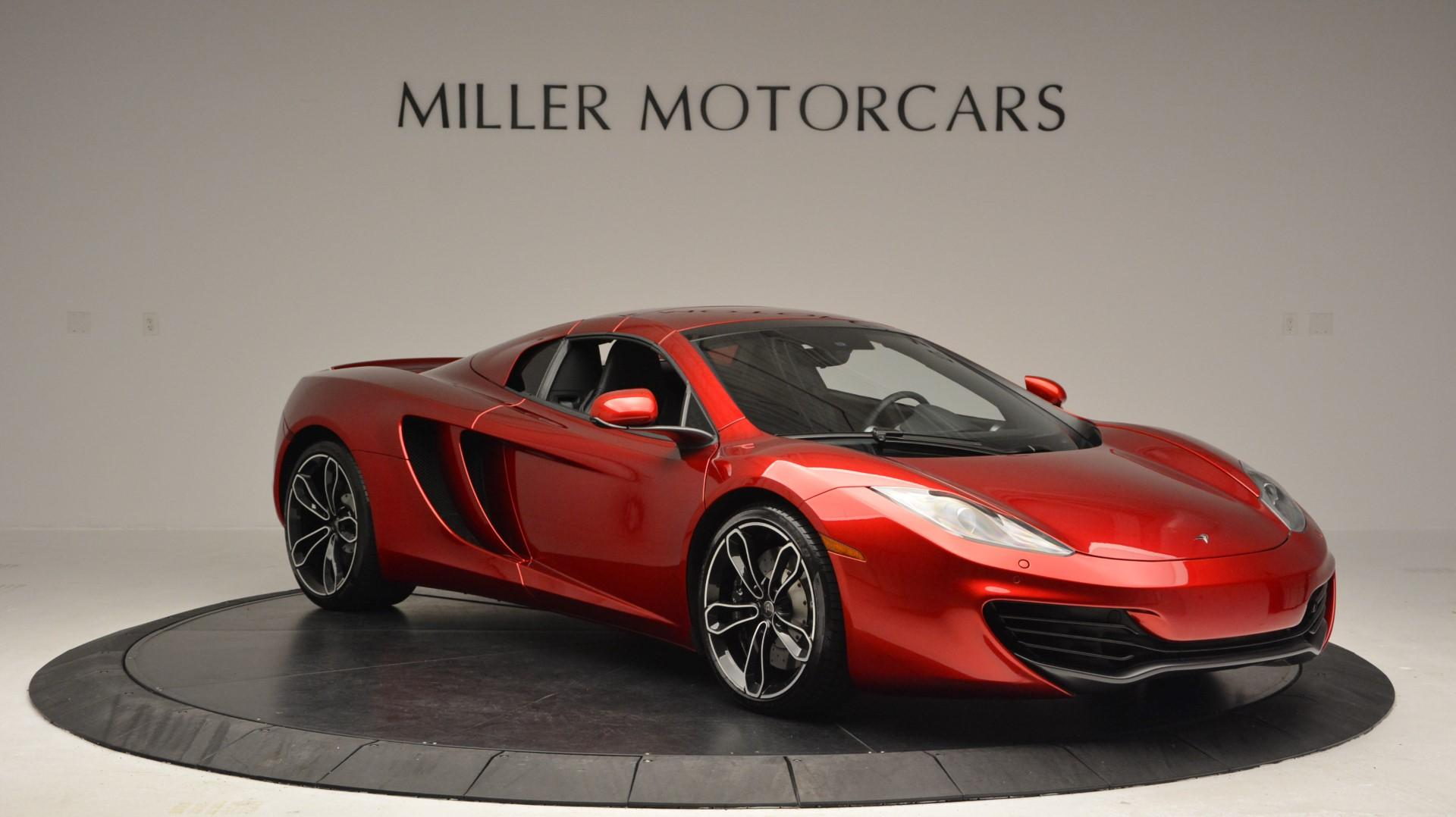 Used 2013 McLaren 12C Spider  For Sale In Greenwich, CT 67_p21