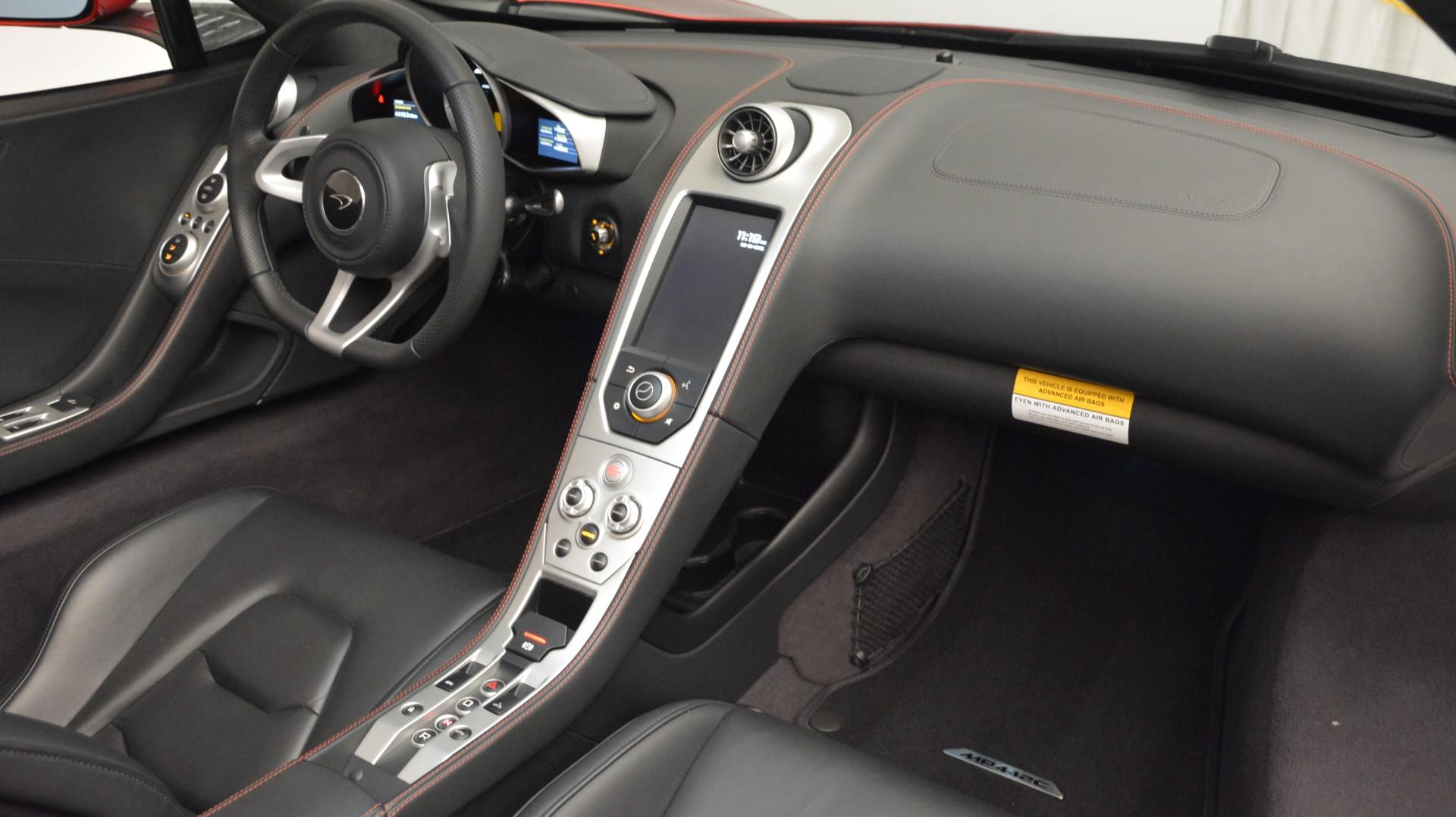 Used 2013 McLaren 12C Spider  For Sale In Greenwich, CT 67_p26