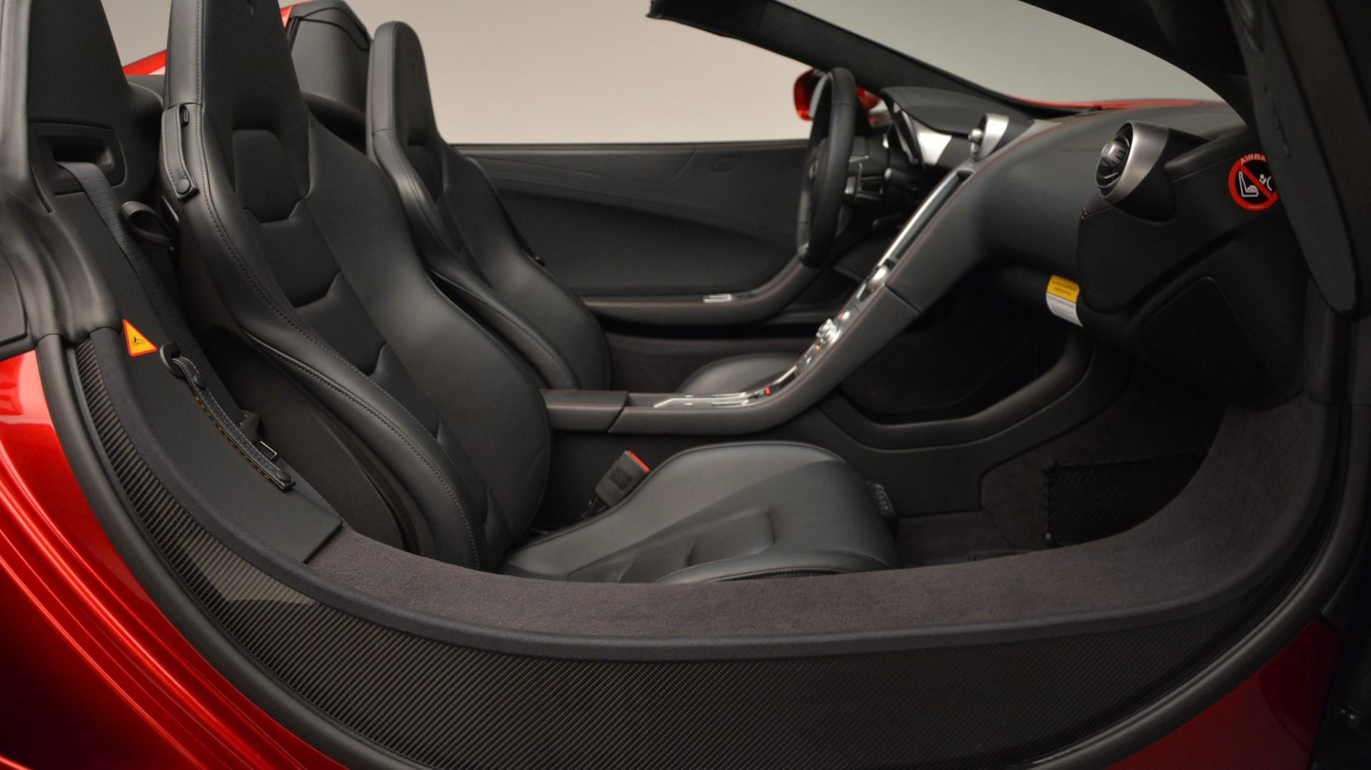 Used 2013 McLaren 12C Spider  For Sale In Greenwich, CT 67_p27