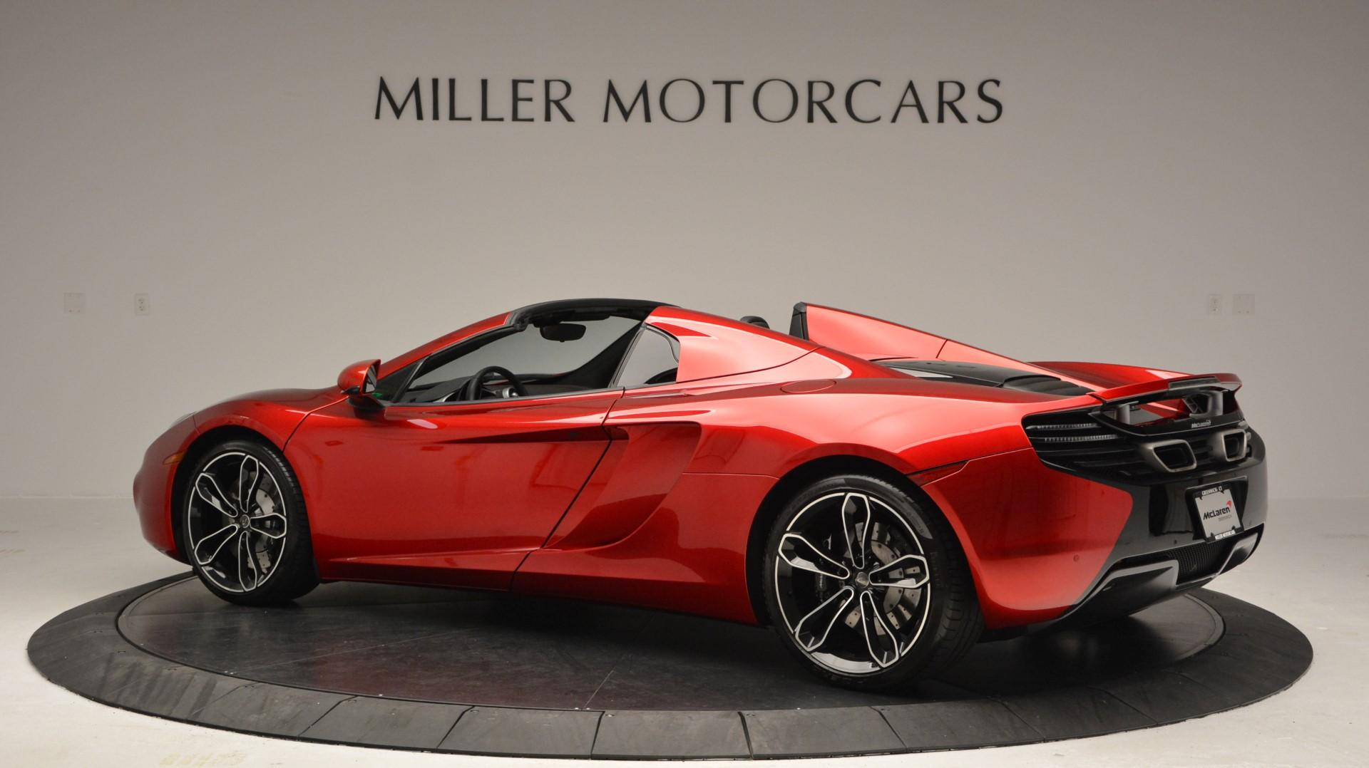 Used 2013 McLaren 12C Spider  For Sale In Greenwich, CT 67_p4