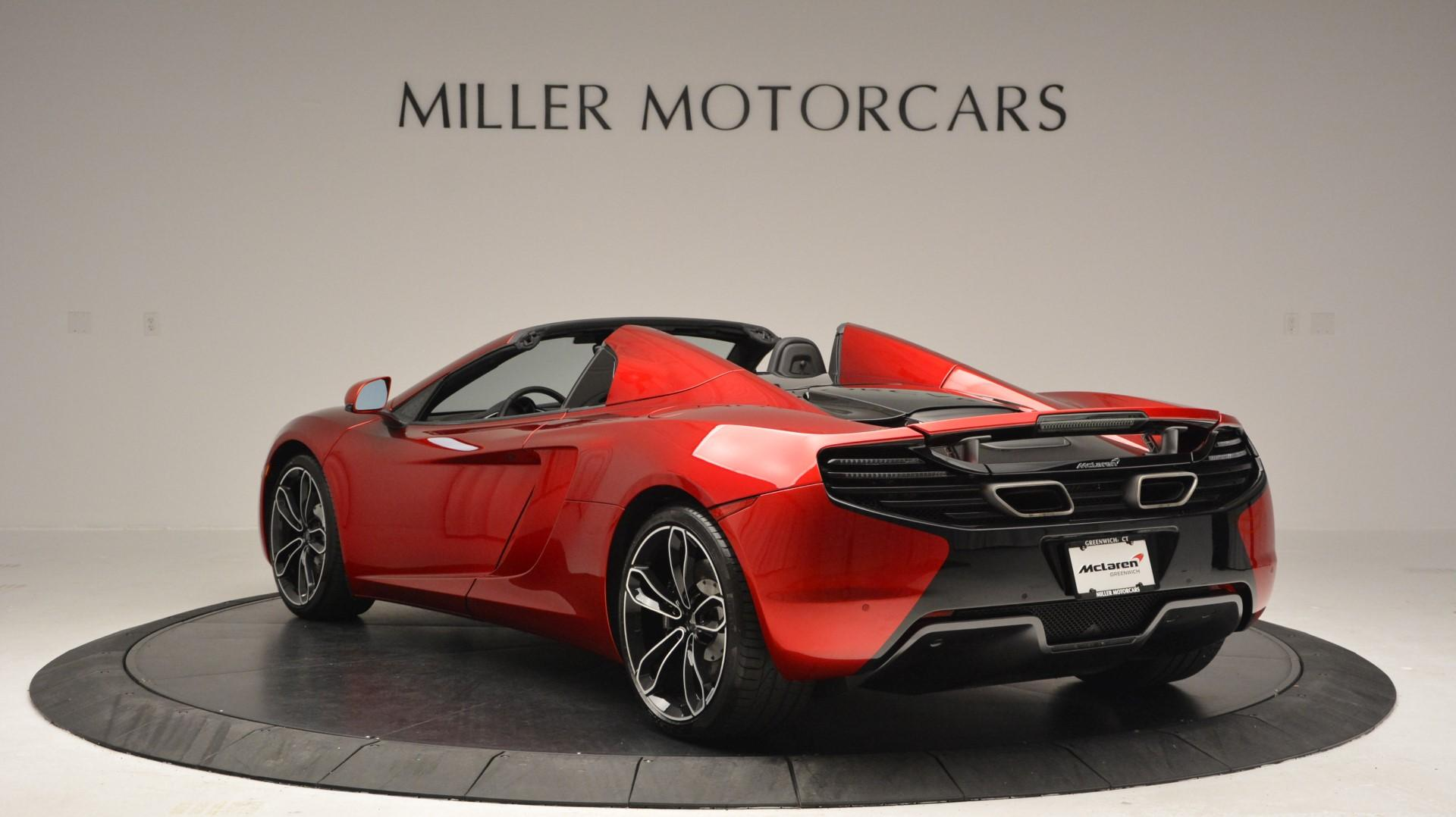 Used 2013 McLaren 12C Spider  For Sale In Greenwich, CT 67_p5