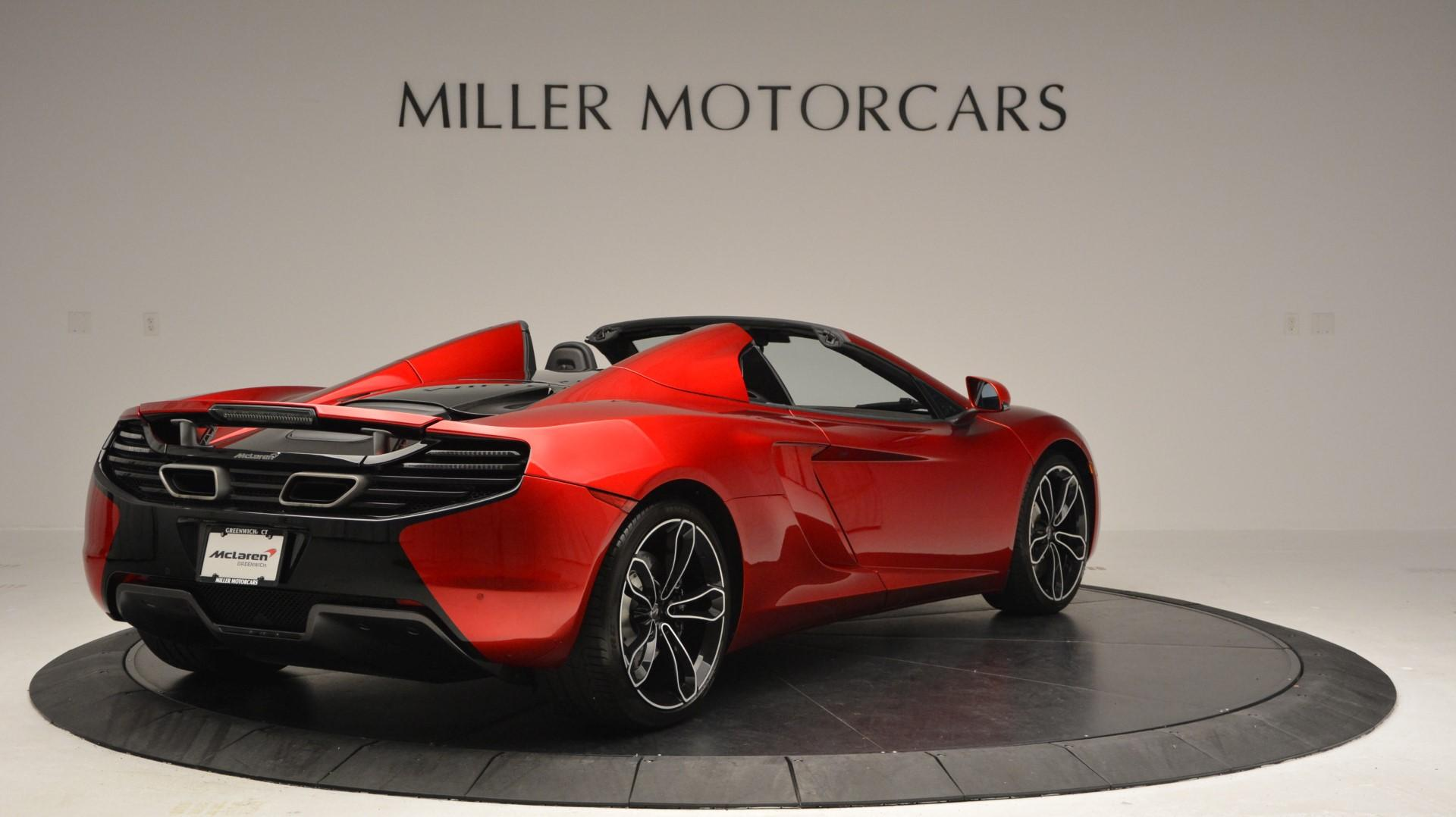 Used 2013 McLaren 12C Spider  For Sale In Greenwich, CT 67_p7