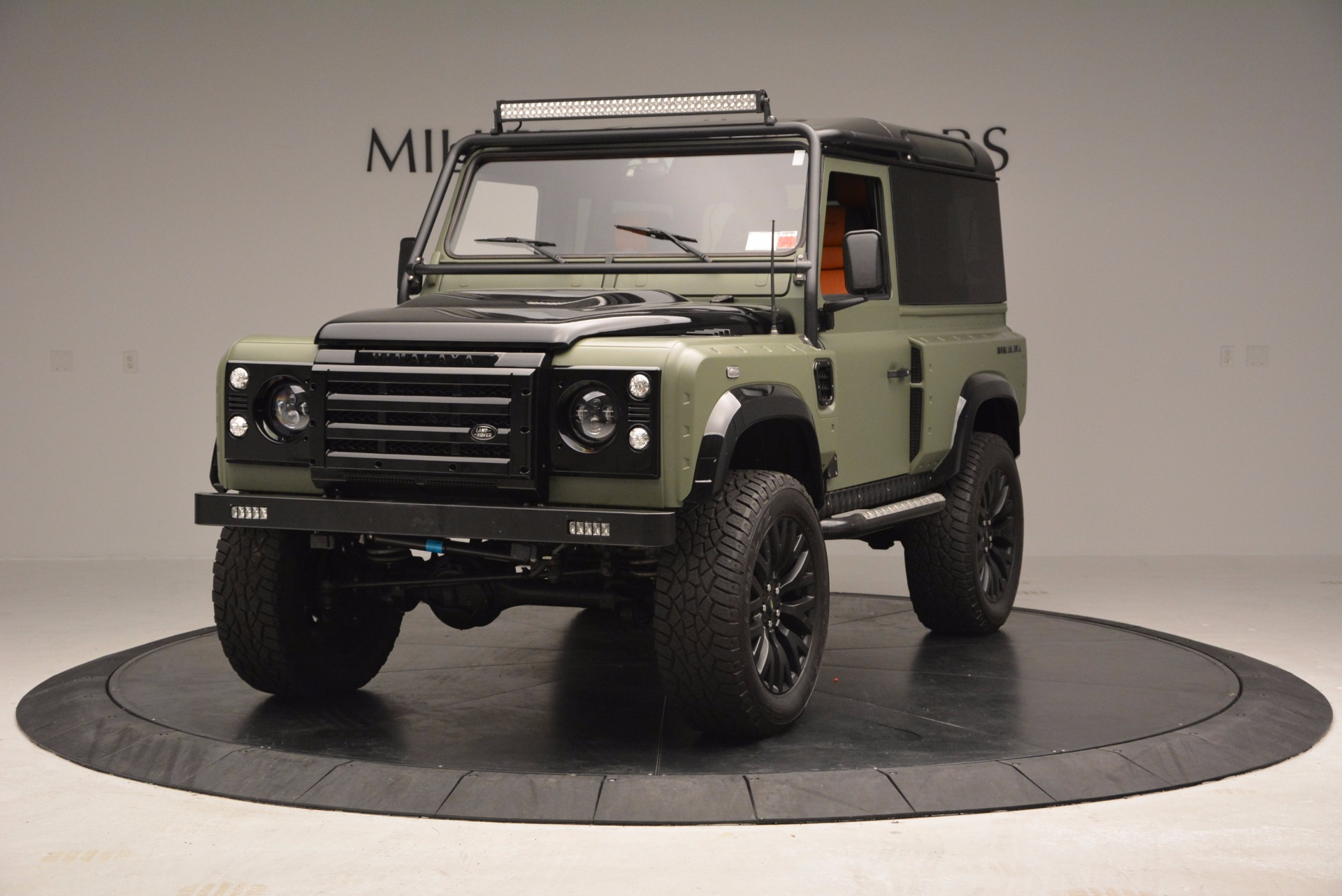 Used 1997 Land Rover Defender 90 For Sale In Greenwich, CT 670_main