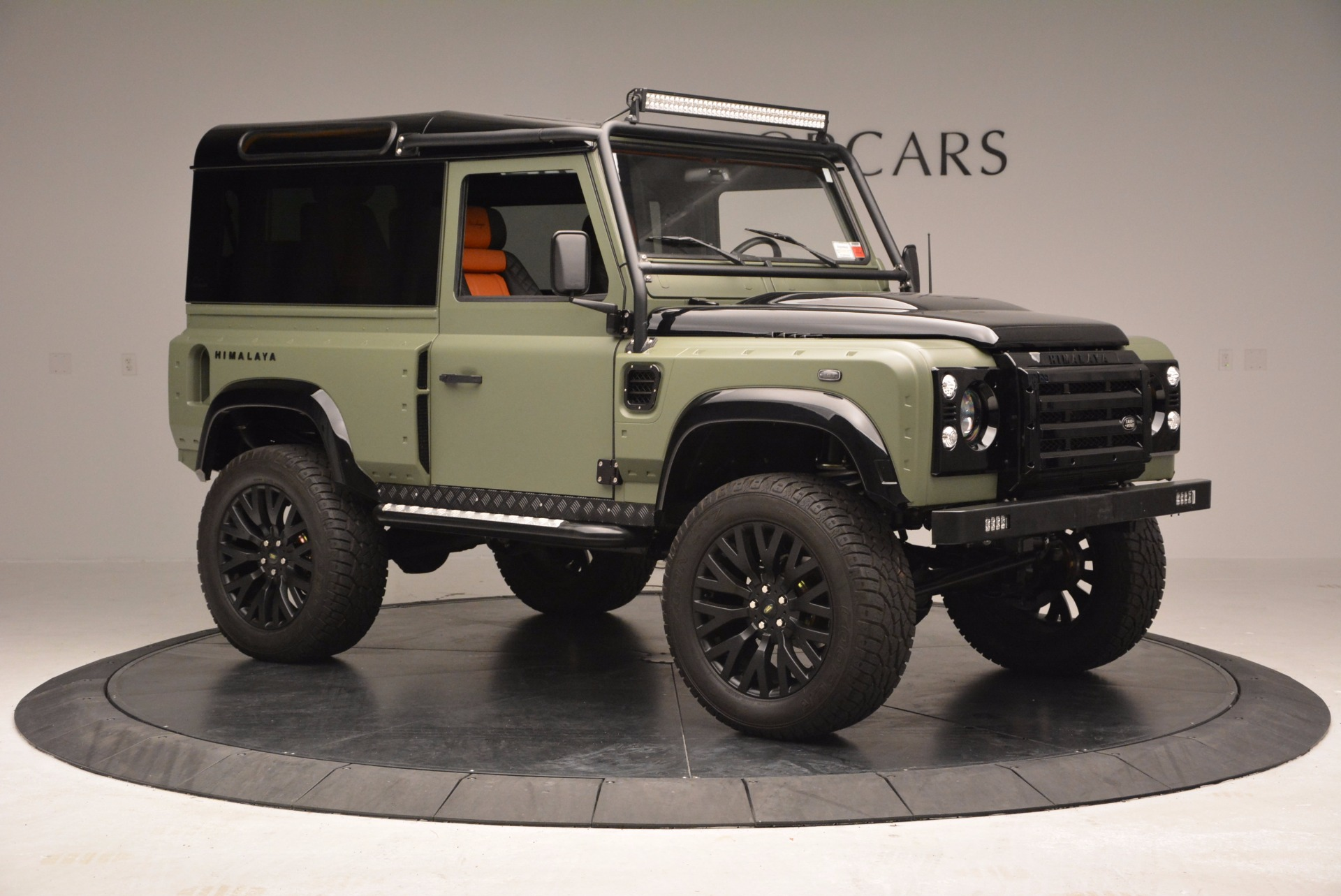 Used 1997 Land Rover Defender 90 For Sale In Greenwich, CT 670_p10