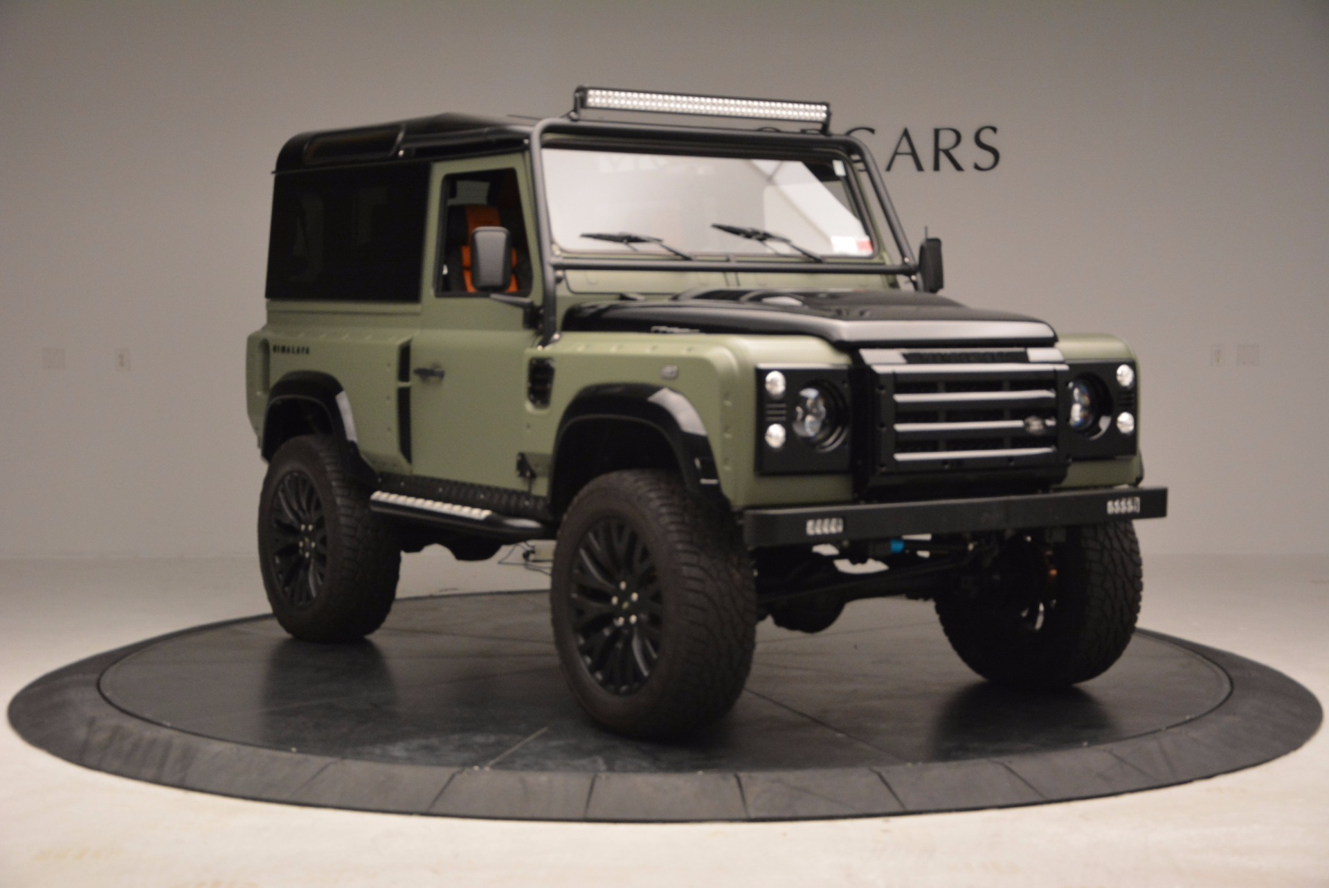 Used 1997 Land Rover Defender 90 For Sale In Greenwich, CT 670_p11