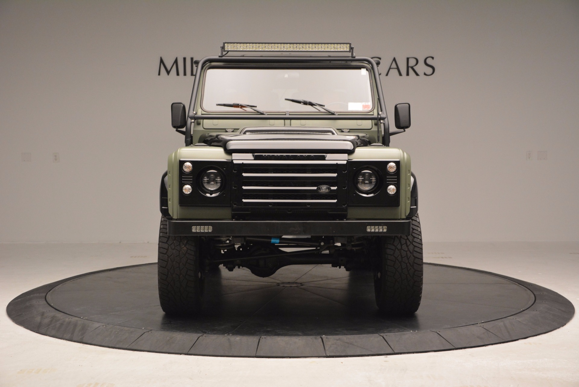 Used 1997 Land Rover Defender 90 For Sale In Greenwich, CT 670_p12