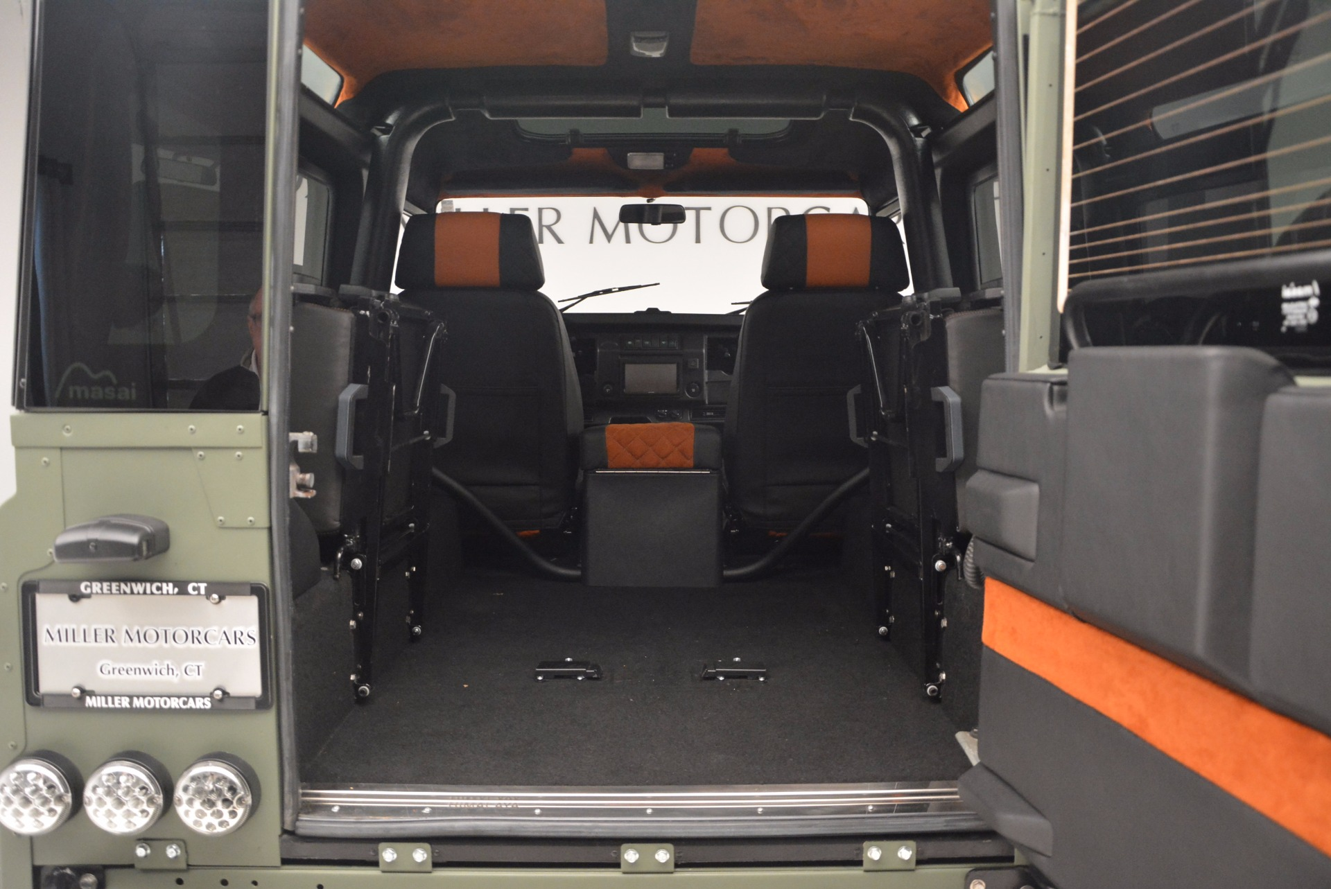Used 1997 Land Rover Defender 90 For Sale In Greenwich, CT 670_p21