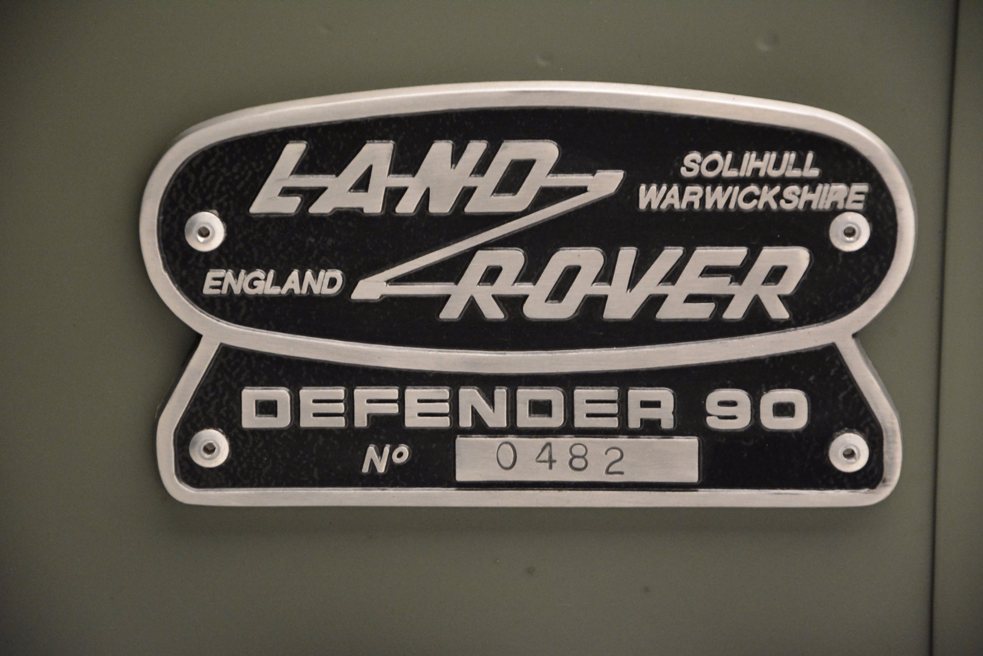 Used 1997 Land Rover Defender 90 For Sale In Greenwich, CT 670_p25