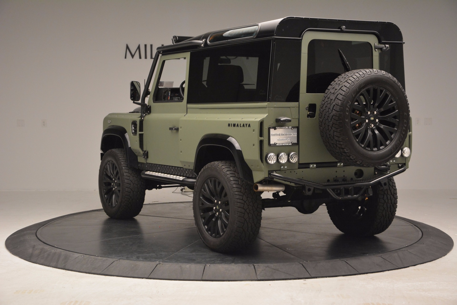 Used 1997 Land Rover Defender 90 For Sale In Greenwich, CT 670_p5