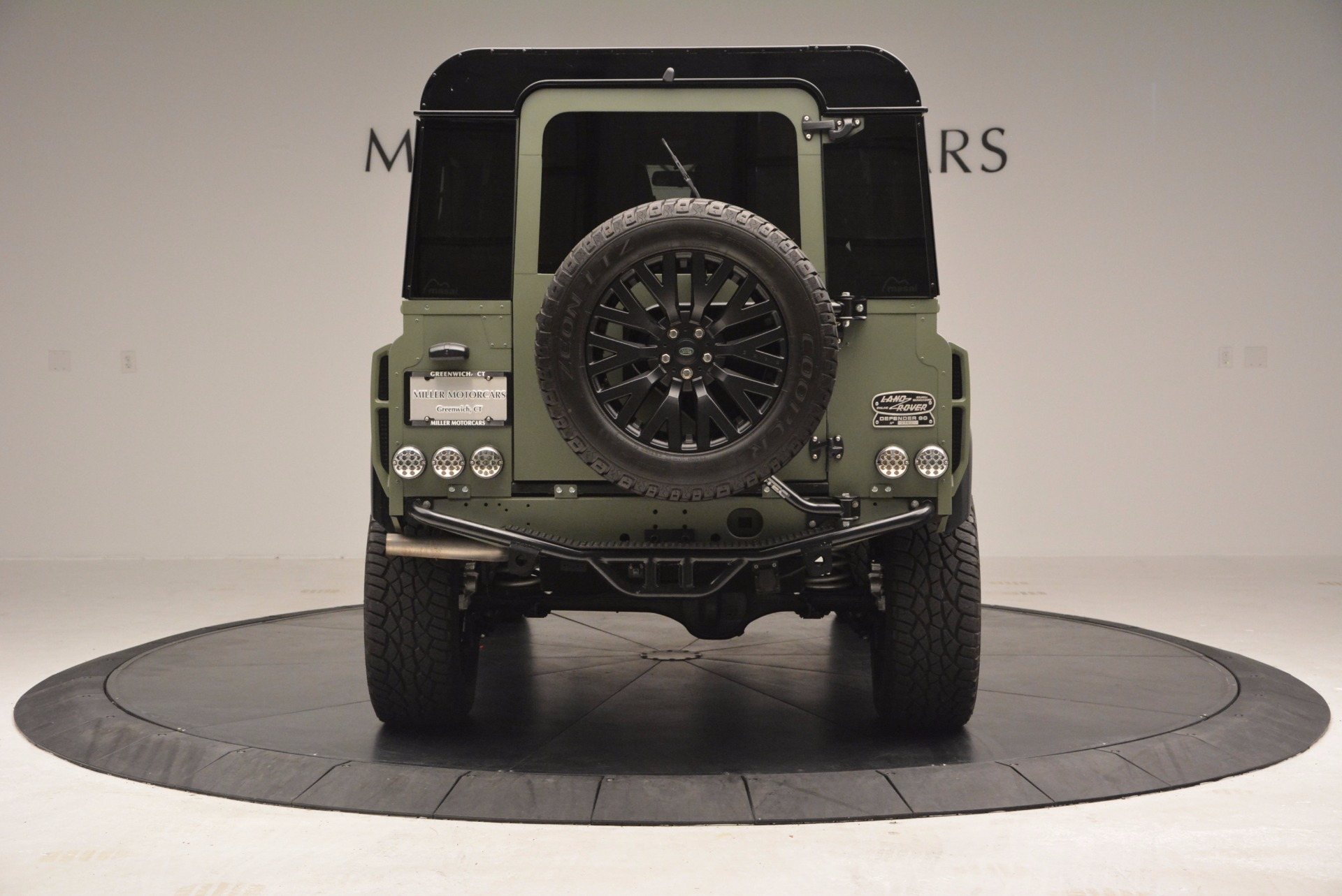 Used 1997 Land Rover Defender 90 For Sale In Greenwich, CT 670_p6