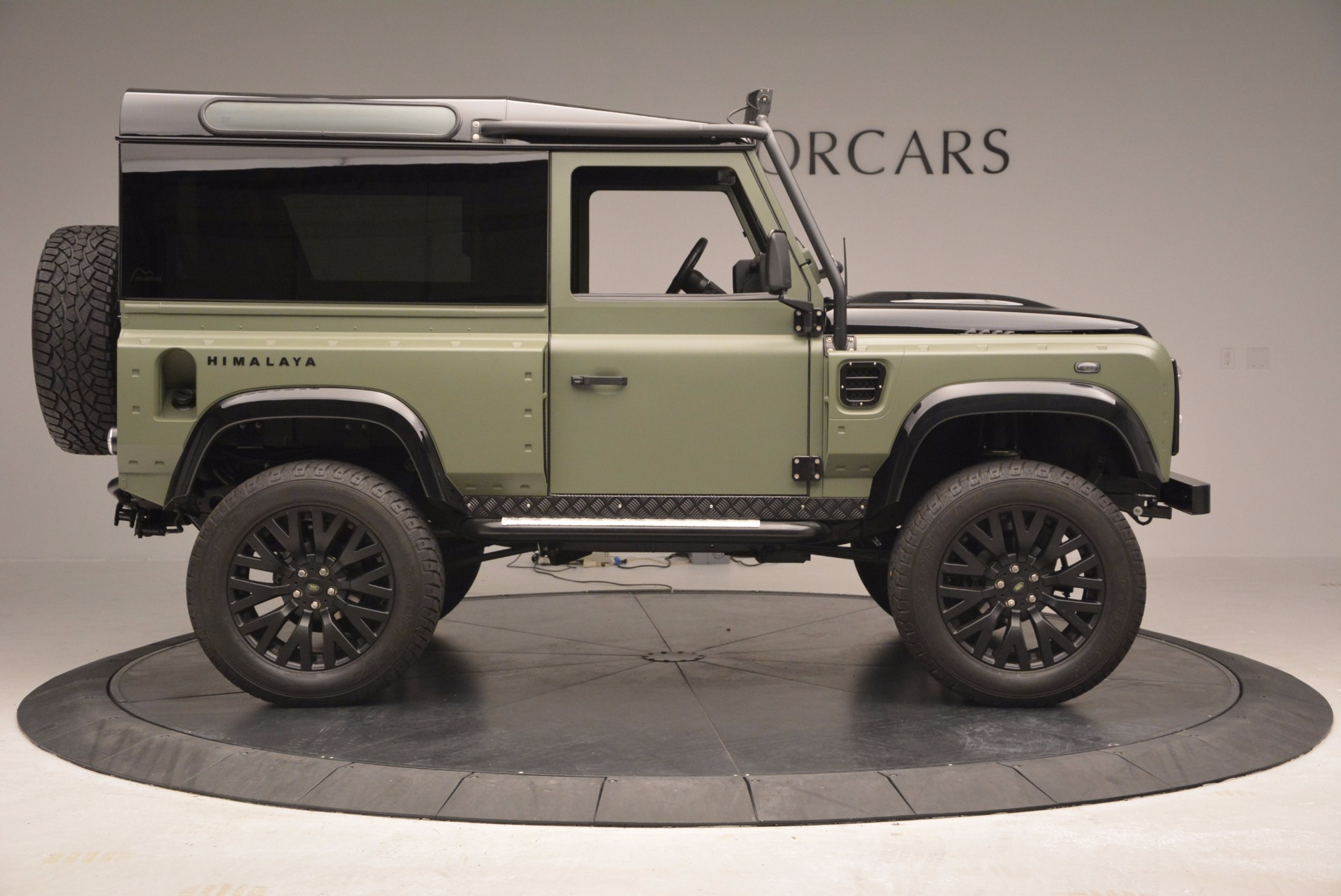 Used 1997 Land Rover Defender 90 For Sale In Greenwich, CT 670_p9