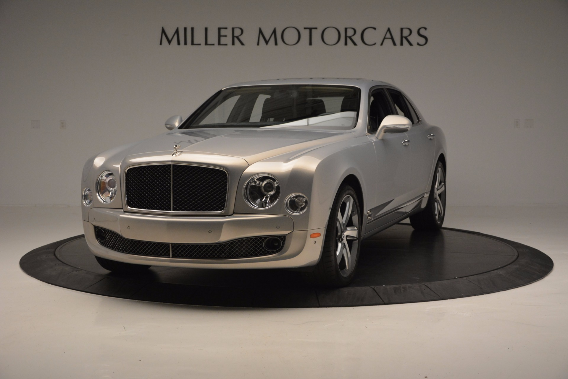 Used 2016 Bentley Mulsanne Speed For Sale In Greenwich, CT 671_main