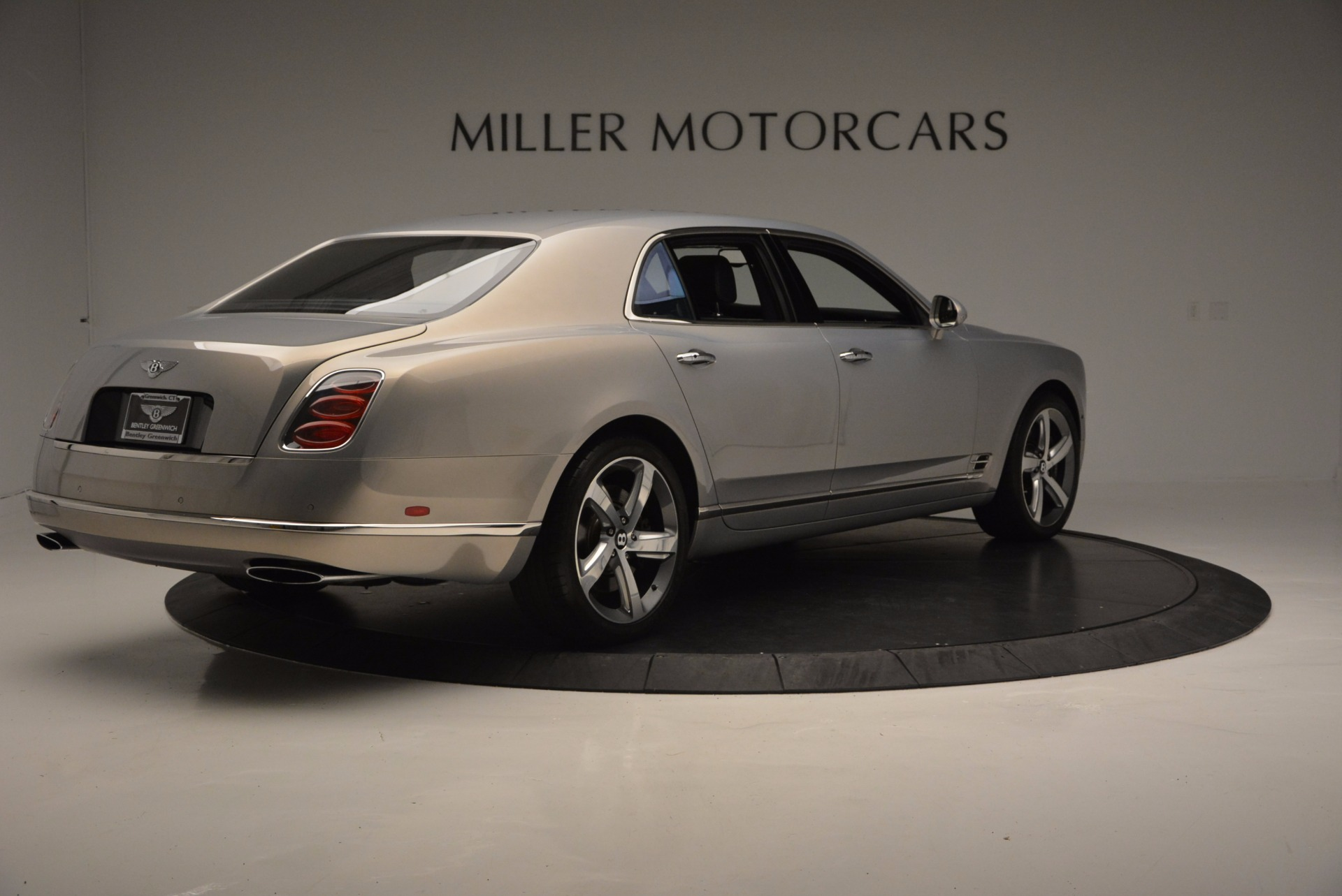 Used 2016 Bentley Mulsanne Speed For Sale In Greenwich, CT 671_p9