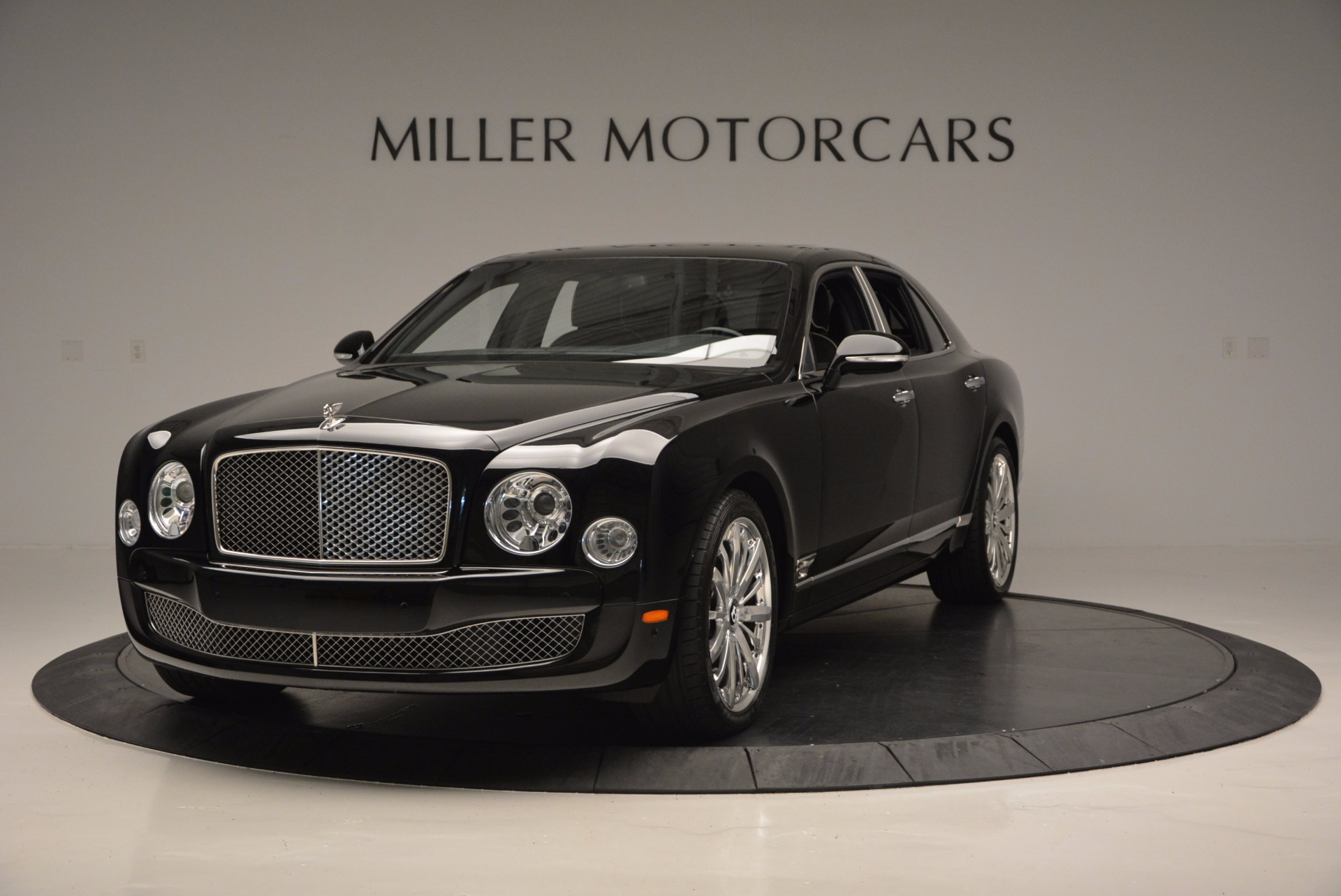 Used 2016 Bentley Mulsanne  For Sale In Greenwich, CT 672_main