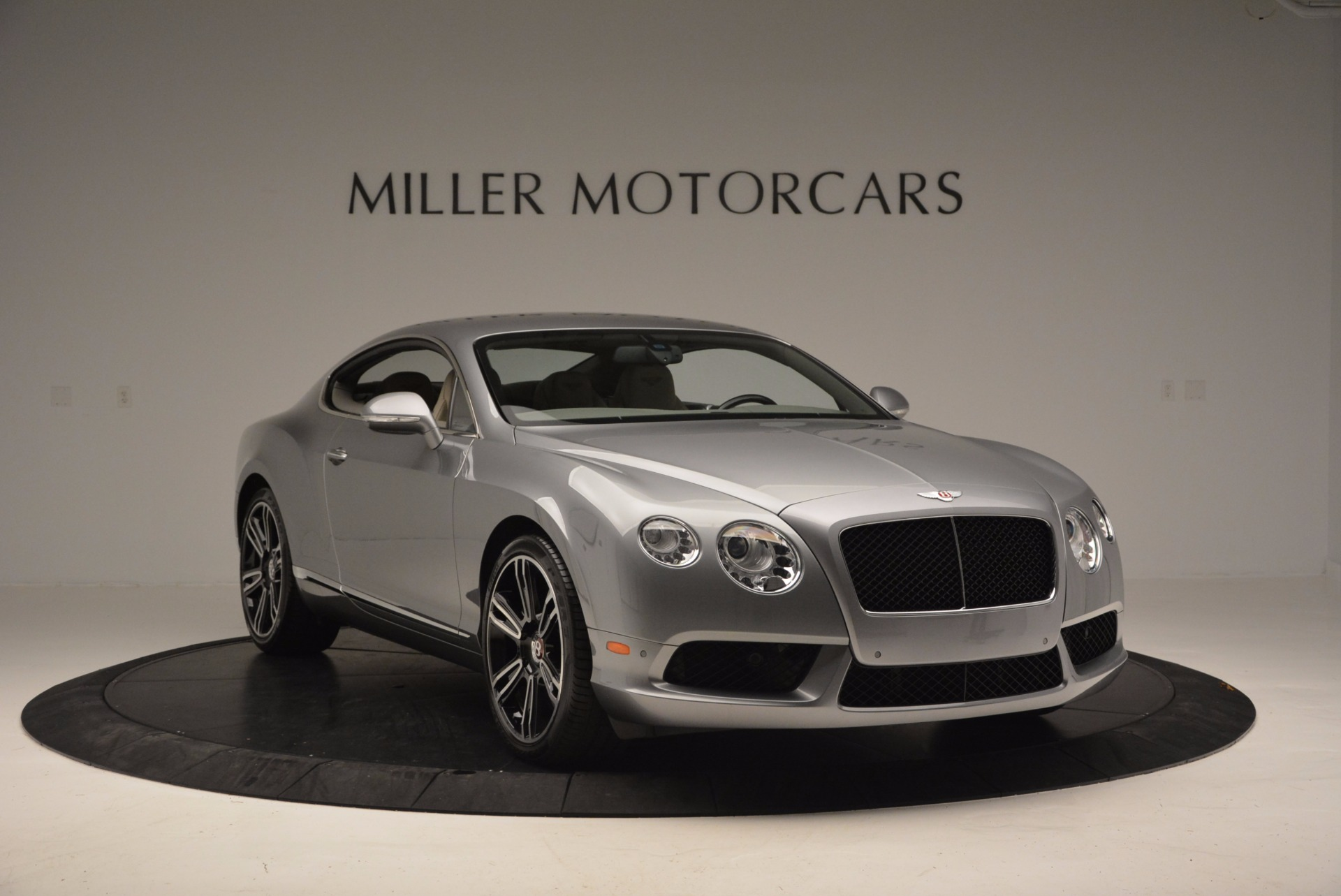 Used 2014 Bentley Continental GT V8  For Sale In Greenwich, CT 673_p11