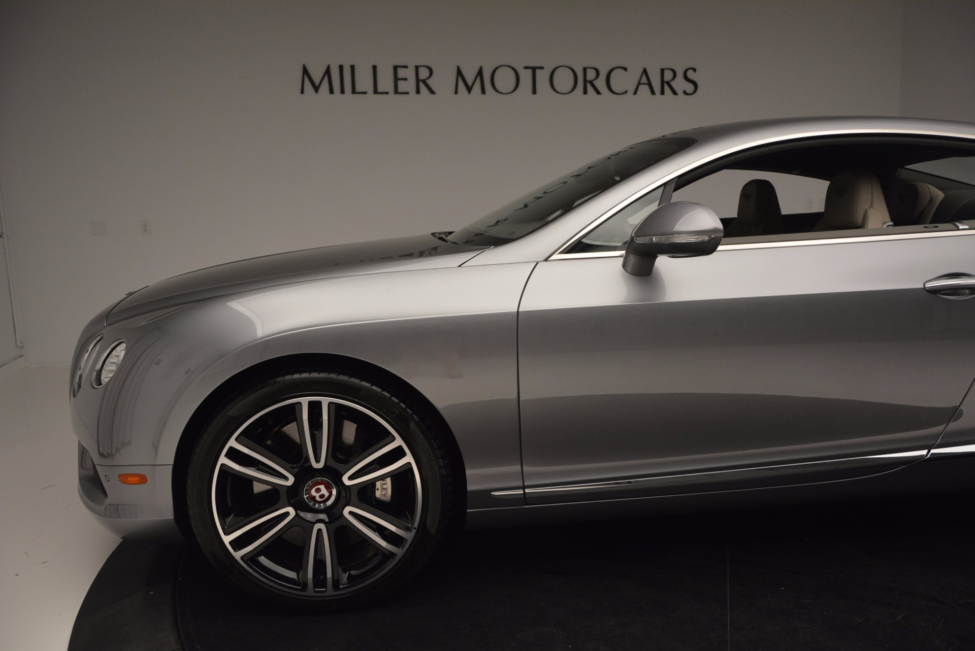 Used 2014 Bentley Continental GT V8  For Sale In Greenwich, CT 673_p17