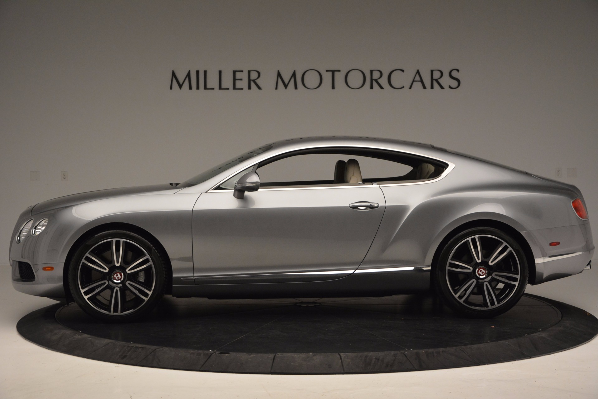 Used 2014 Bentley Continental GT V8  For Sale In Greenwich, CT 673_p3