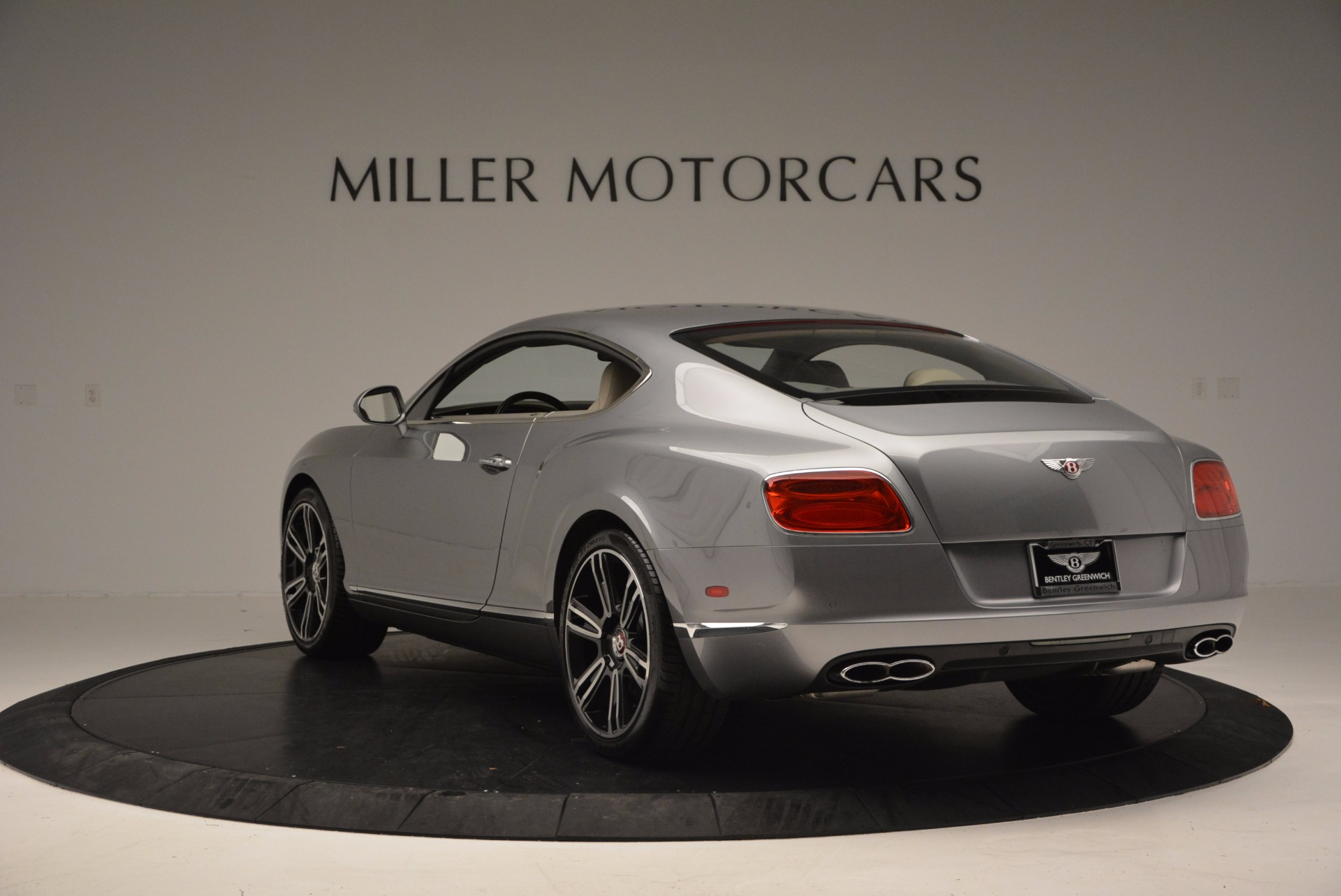 Used 2014 Bentley Continental GT V8  For Sale In Greenwich, CT 673_p5