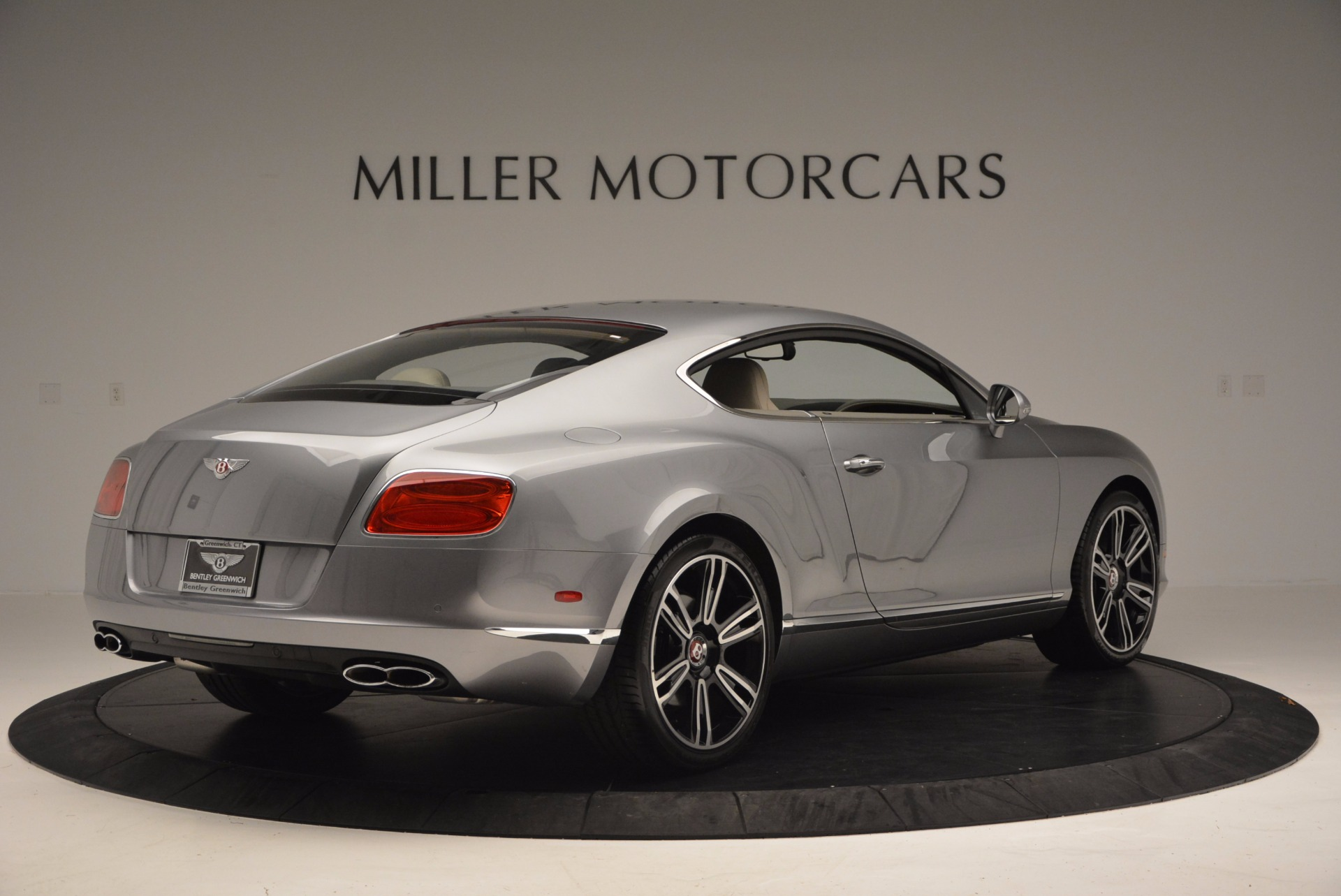 Used 2014 Bentley Continental GT V8  For Sale In Greenwich, CT 673_p8