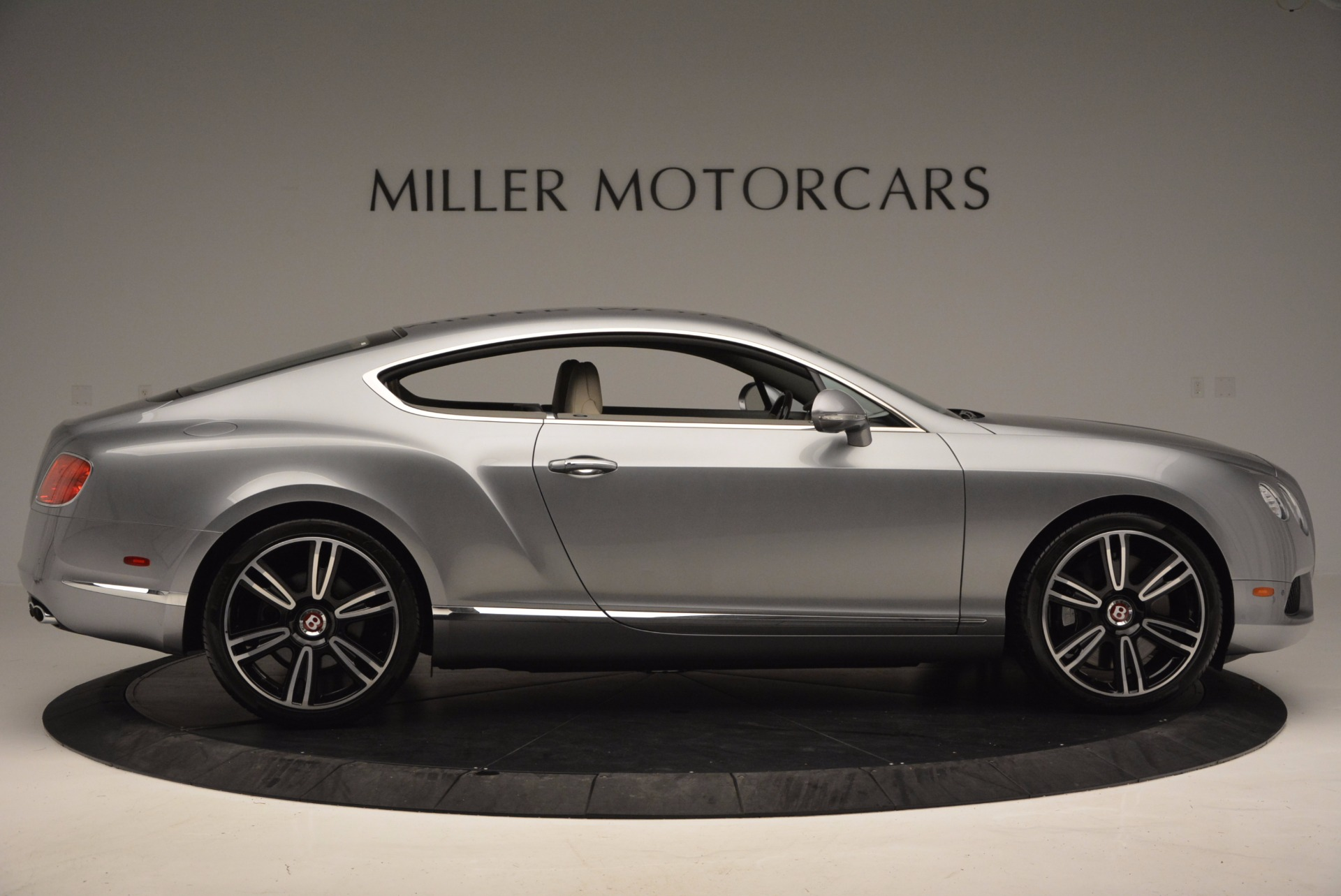 Used 2014 Bentley Continental GT V8  For Sale In Greenwich, CT 673_p9