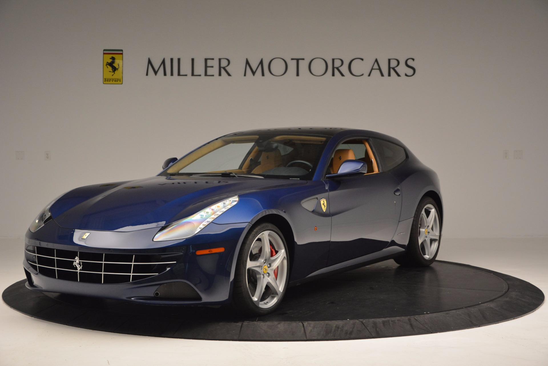 Used 2014 Ferrari FF  For Sale In Greenwich, CT 674_main