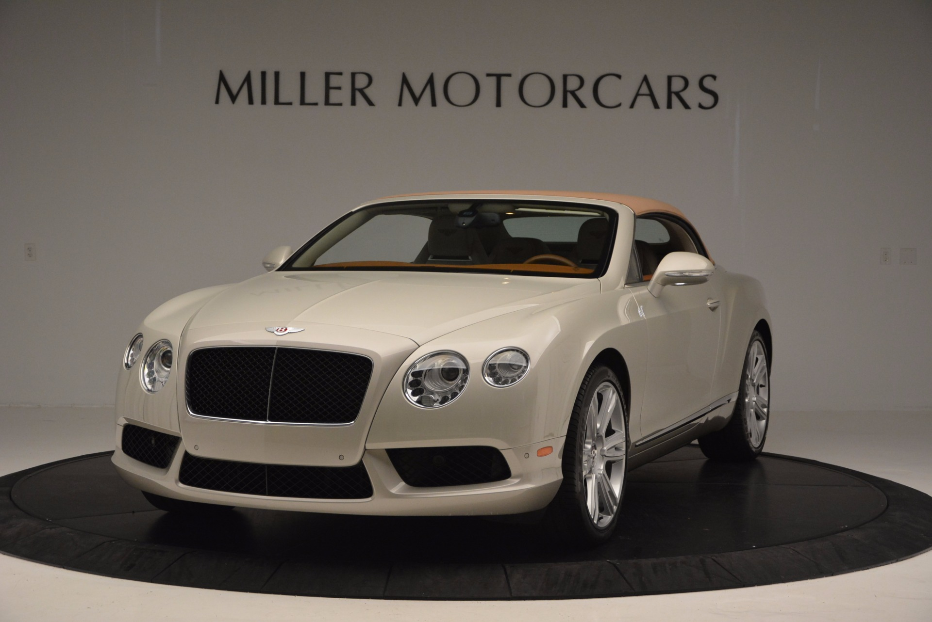 Used 2013 Bentley Continental GTC V8  For Sale In Greenwich, CT 675_p14