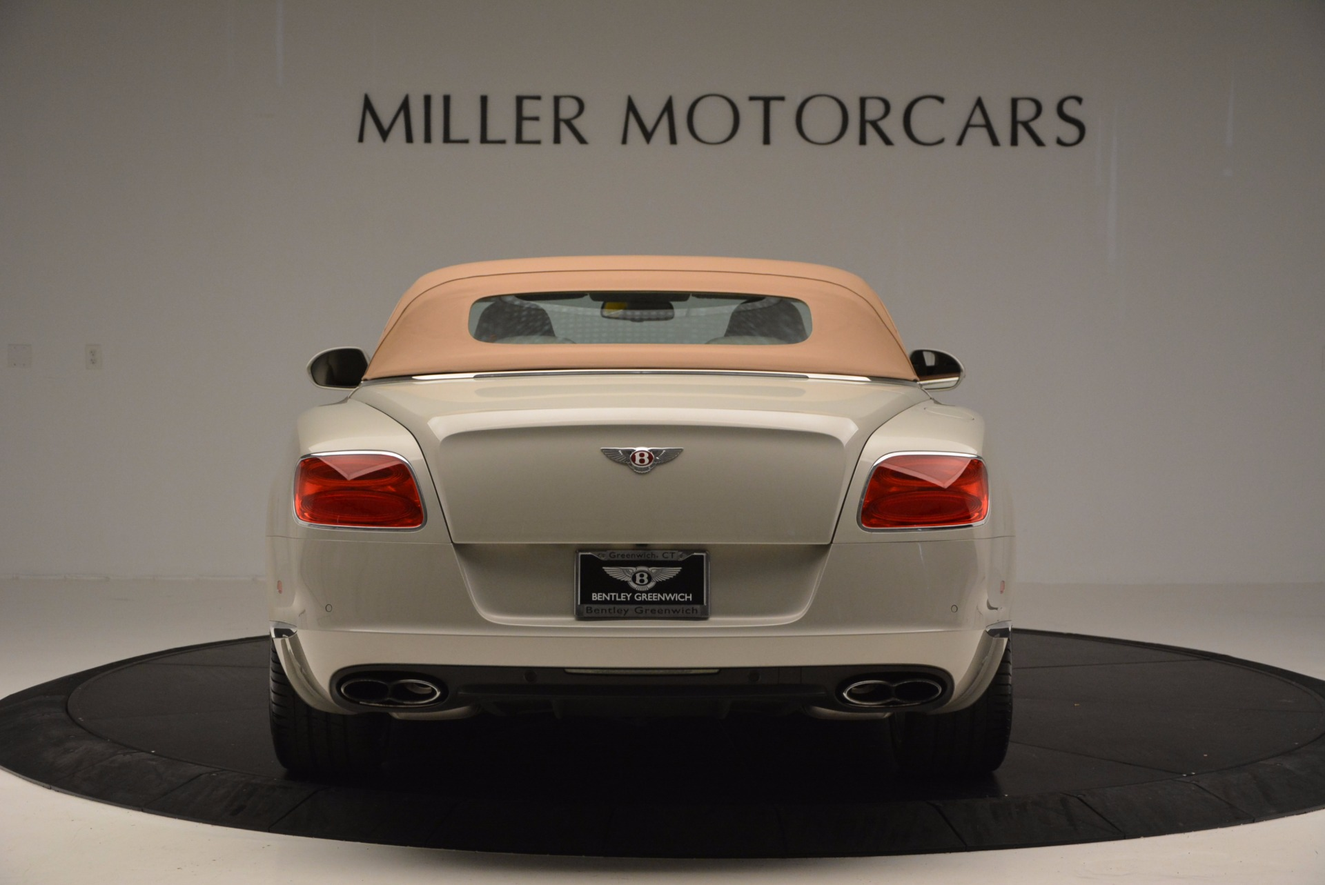 Used 2013 Bentley Continental GTC V8  For Sale In Greenwich, CT 675_p19