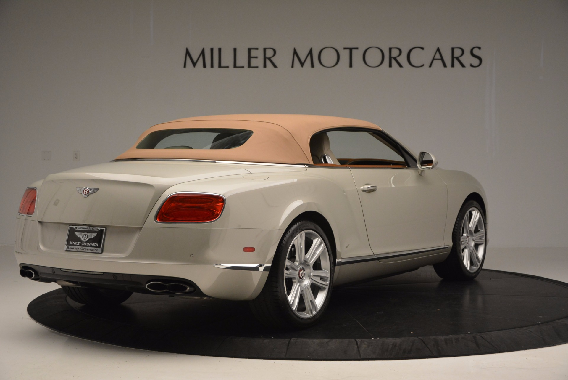 Used 2013 Bentley Continental GTC V8  For Sale In Greenwich, CT 675_p20