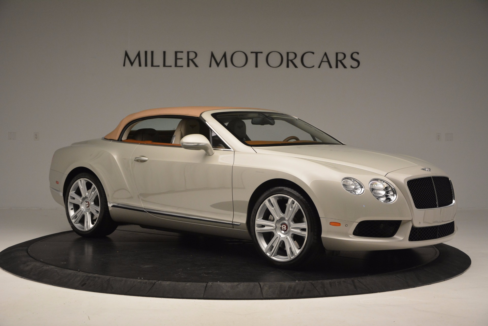 Used 2013 Bentley Continental GTC V8  For Sale In Greenwich, CT 675_p23