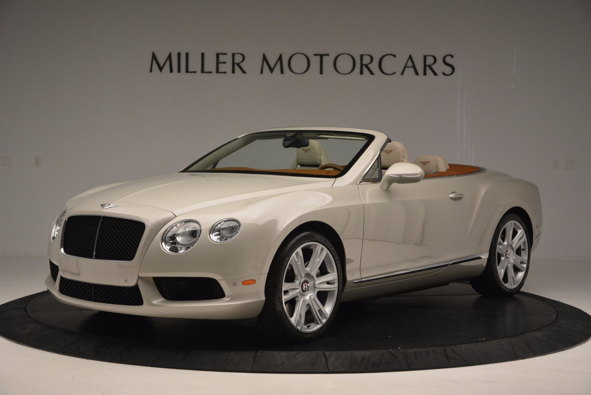Used 2013 Bentley Continental GTC V8  For Sale In Greenwich, CT 675_p2