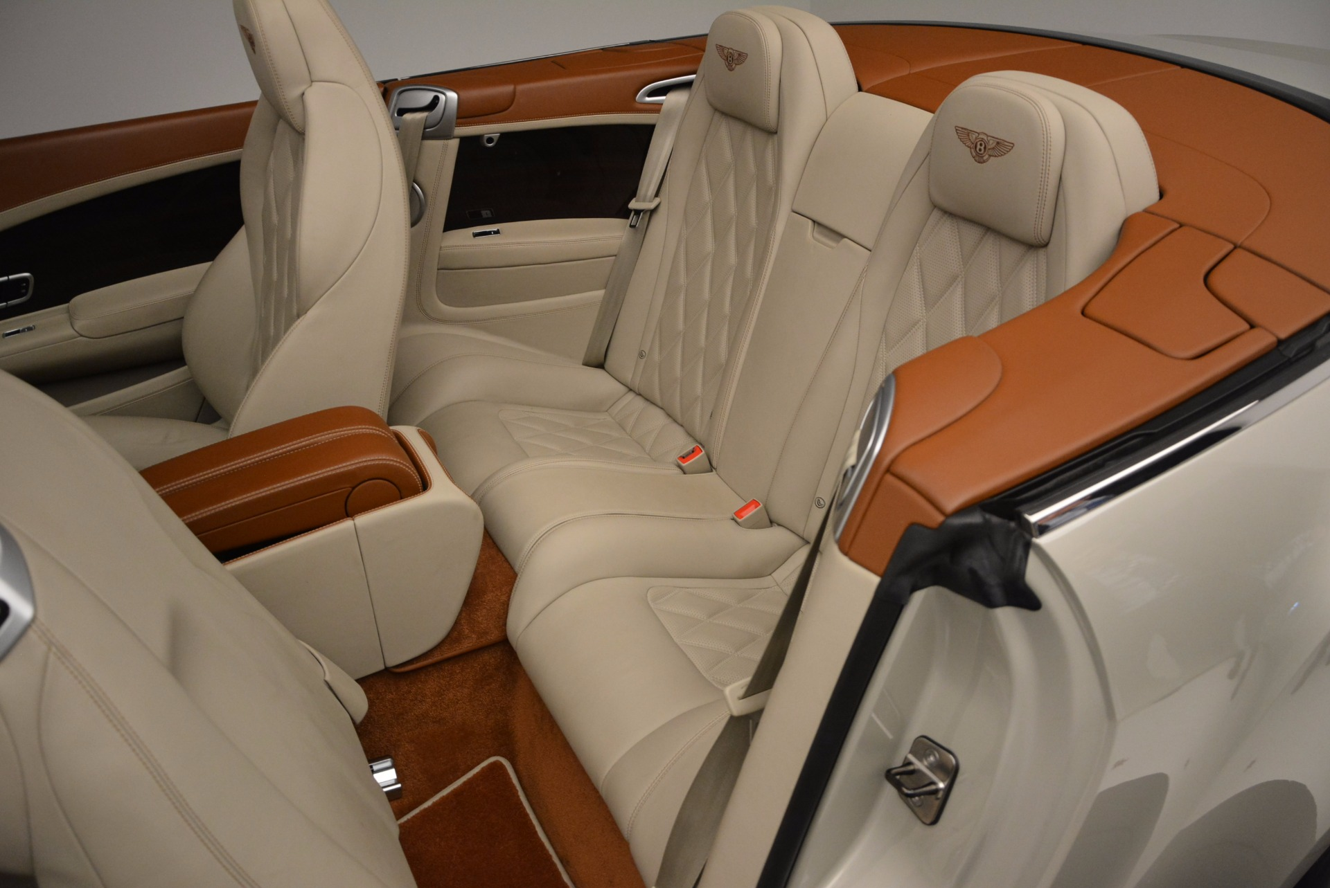 Used 2013 Bentley Continental GTC V8  For Sale In Greenwich, CT 675_p35