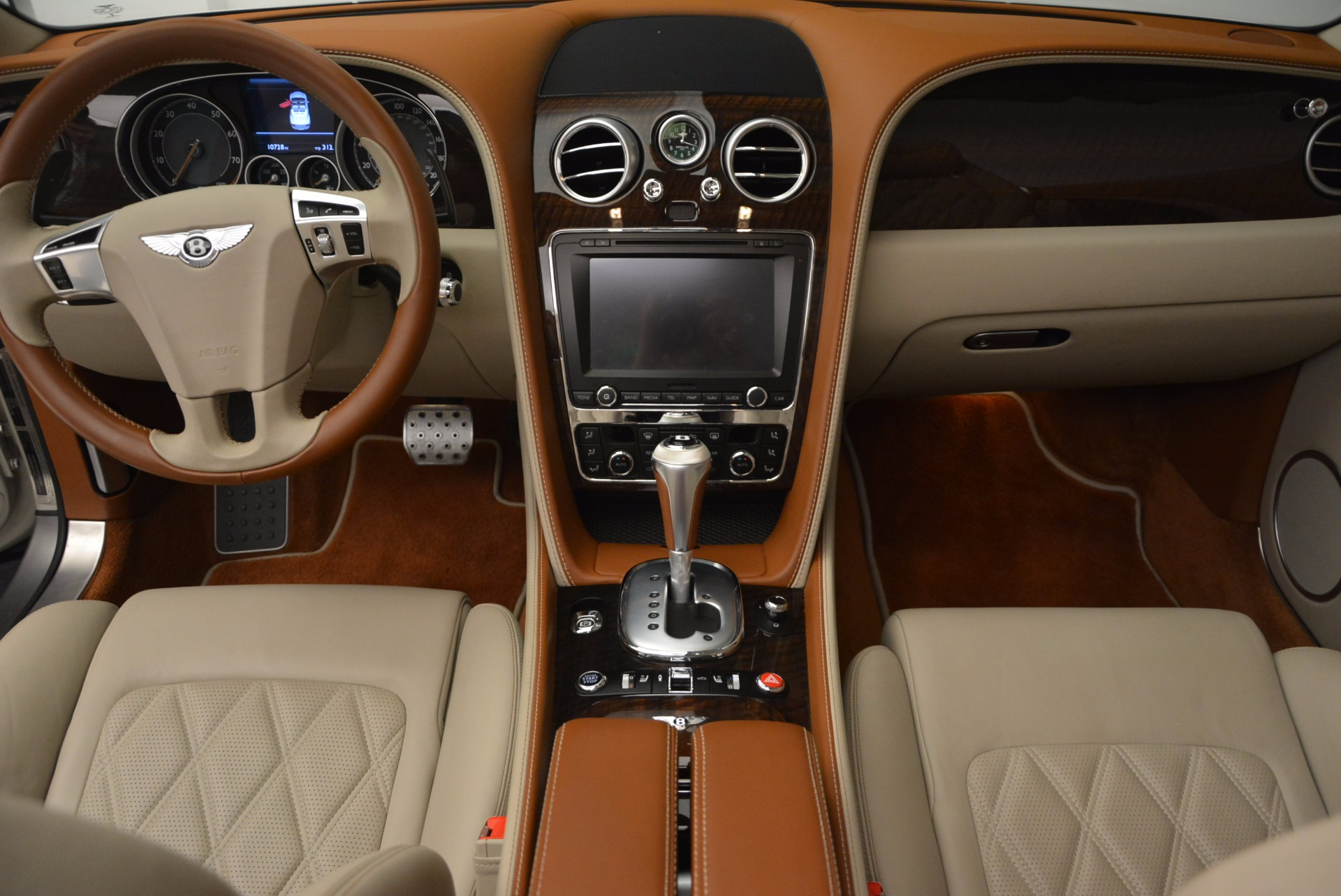 Used 2013 Bentley Continental GTC V8  For Sale In Greenwich, CT 675_p37